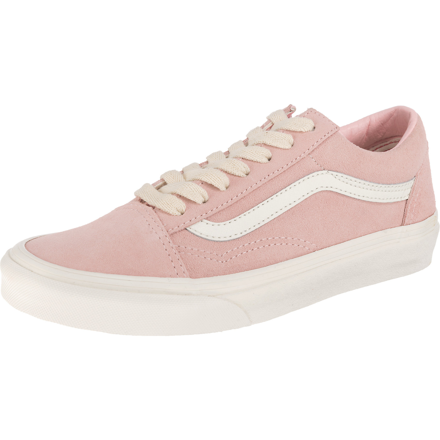 beige vans damen old school
