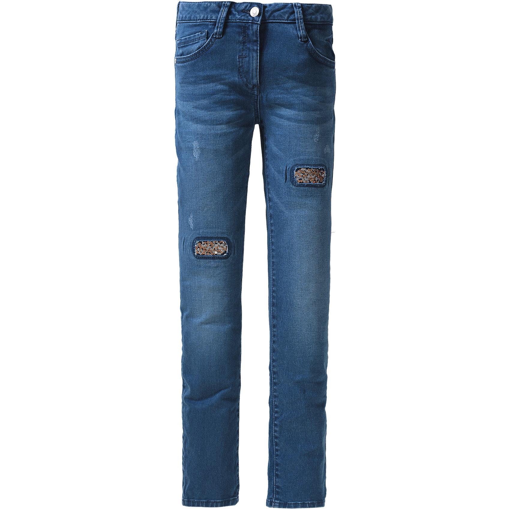 b25aa9f5d22c7e Neu s.Oliver Jeans SURI Regular Fit mit Pailletten für Mädchen ...