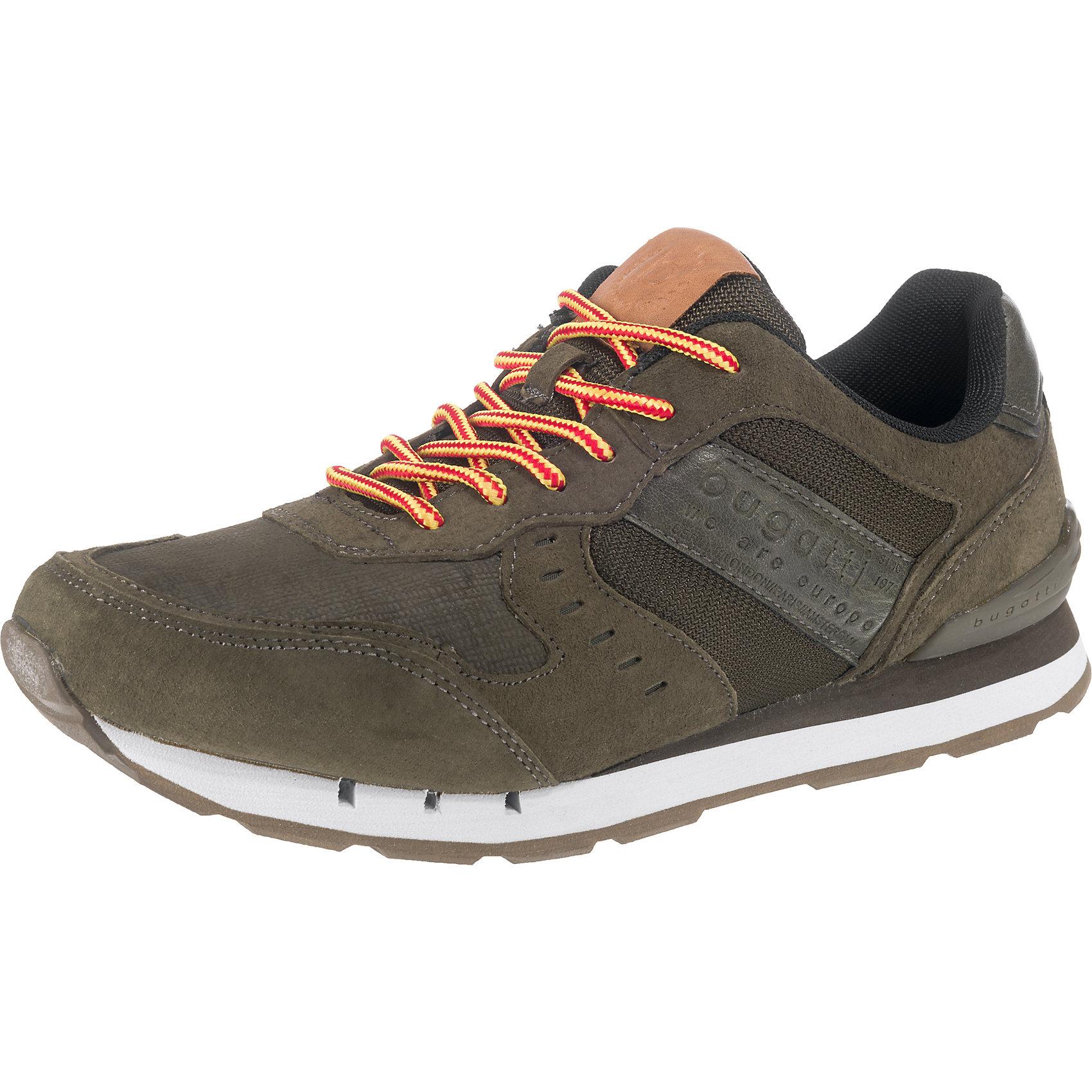 Neu bugatti Sneakers 7029354 für Herren dunkelgrün   eBay 802592699d