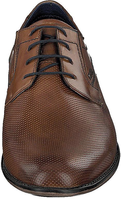 Details zu Neu bugatti Business Schuhe 7155054 für Herren cognac