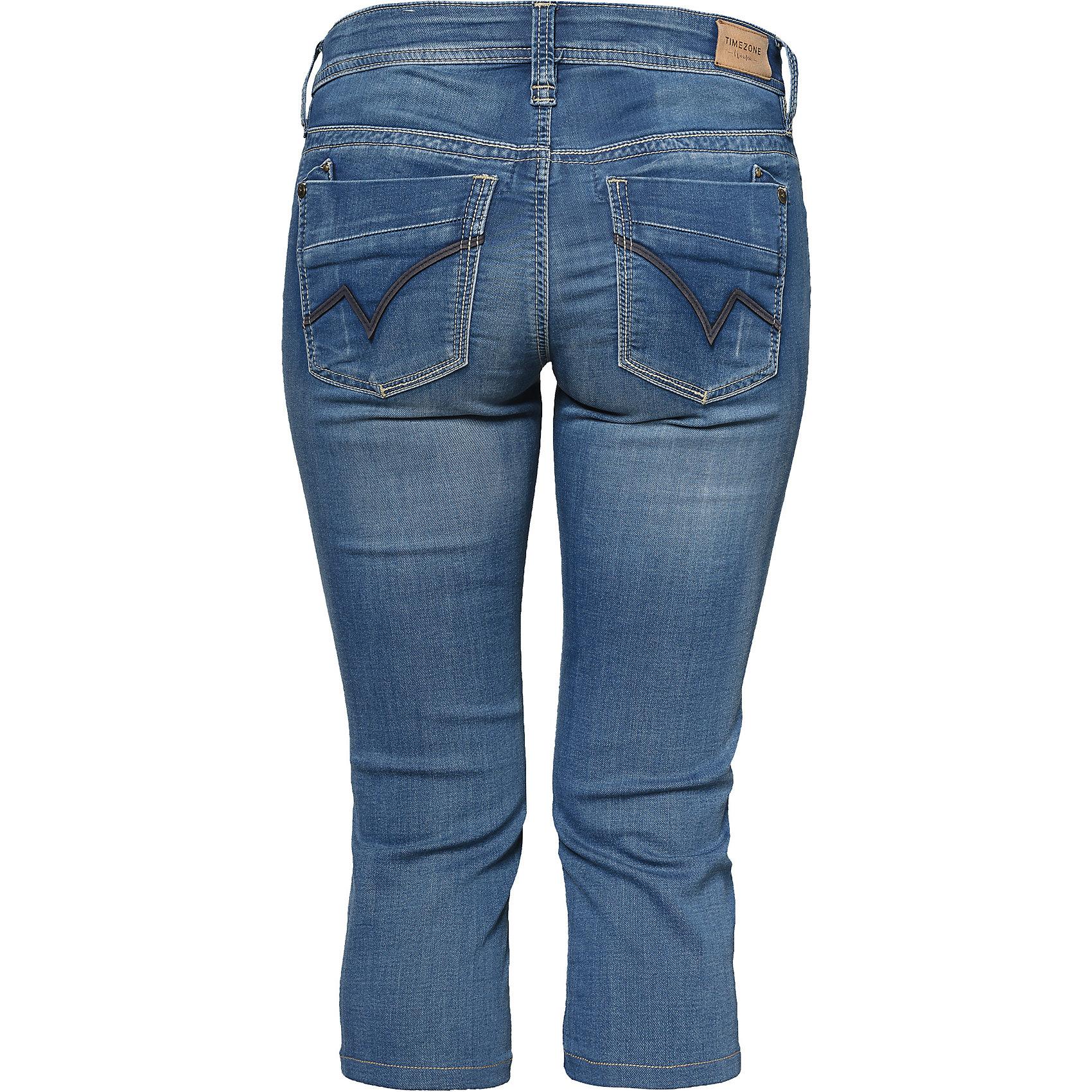 Neu-TIMEZONE-Jeans-Slim-Tali-7192856-fuer-Damen-blue-denim