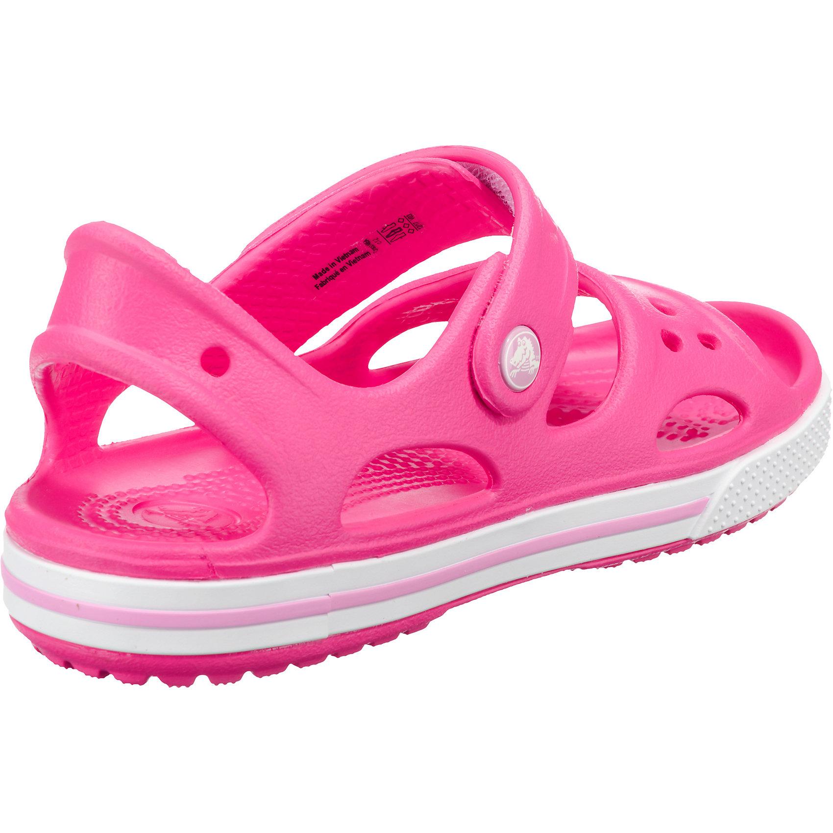 reputable site 9447c c5407 Mädchen Sandalen Crocband Pink Kinder Ii 7200482 Für Neu ...