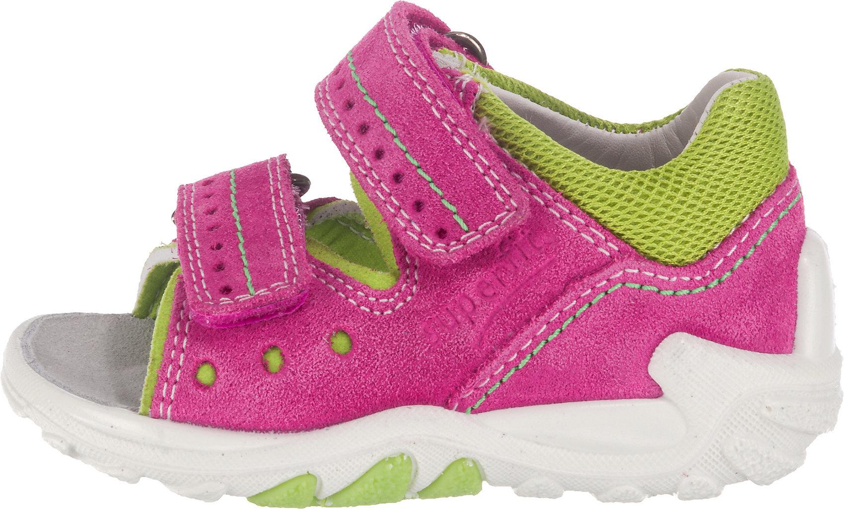 Details zu Neu superfit Baby Sandalen FLOW für Mädchen, Weite M4 7205449 für Jungen