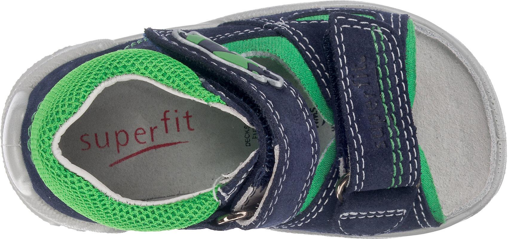 Details zu Neu superfit Baby Sandalen FLOW für Jungen, Weite M4 7206120 für Jungen