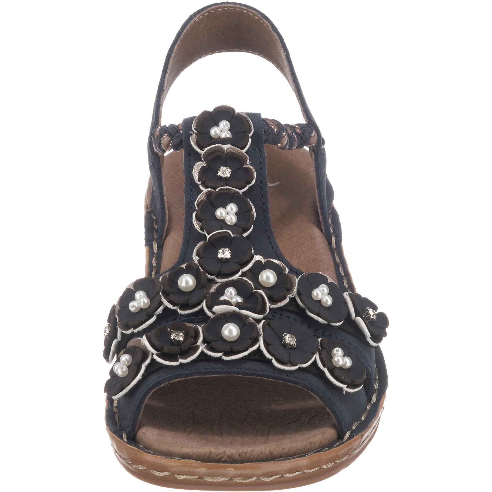 Neu ara Hawaii Komfort-Sandalen 7208637 7208637 7208637 für Damen blau        Vollständige Spezifikation  bee1a8