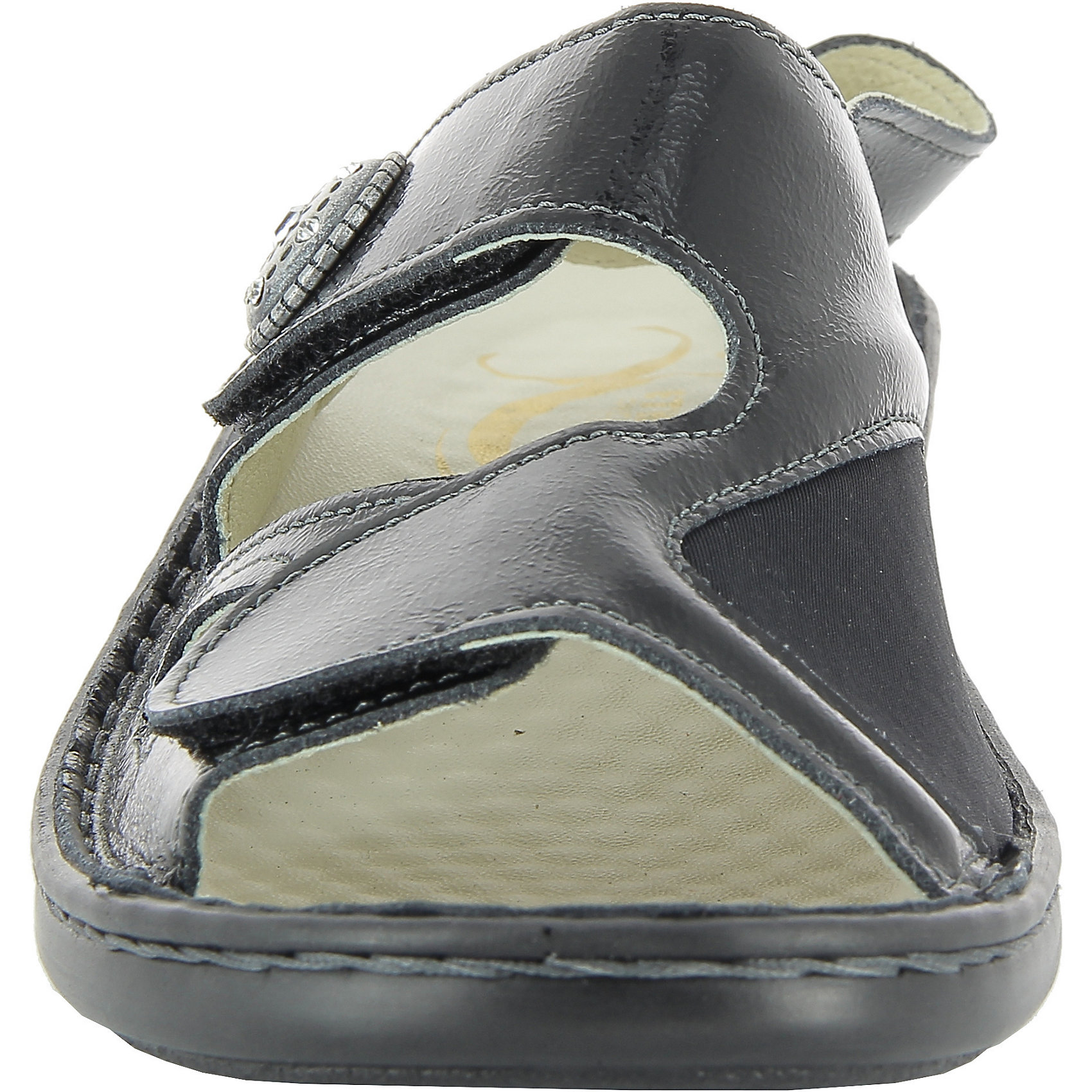 Neu Florett Isabell  Komfort-Sandalen schwarz 7210627 für Damen schwarz Komfort-Sandalen fd471c