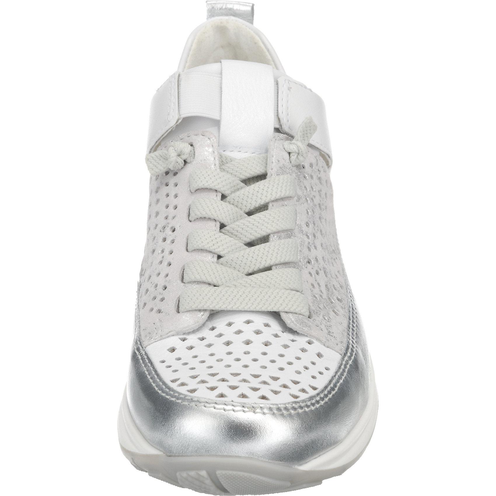 Neu ara Osaka Sneakers Low 7218201 für Damen silber