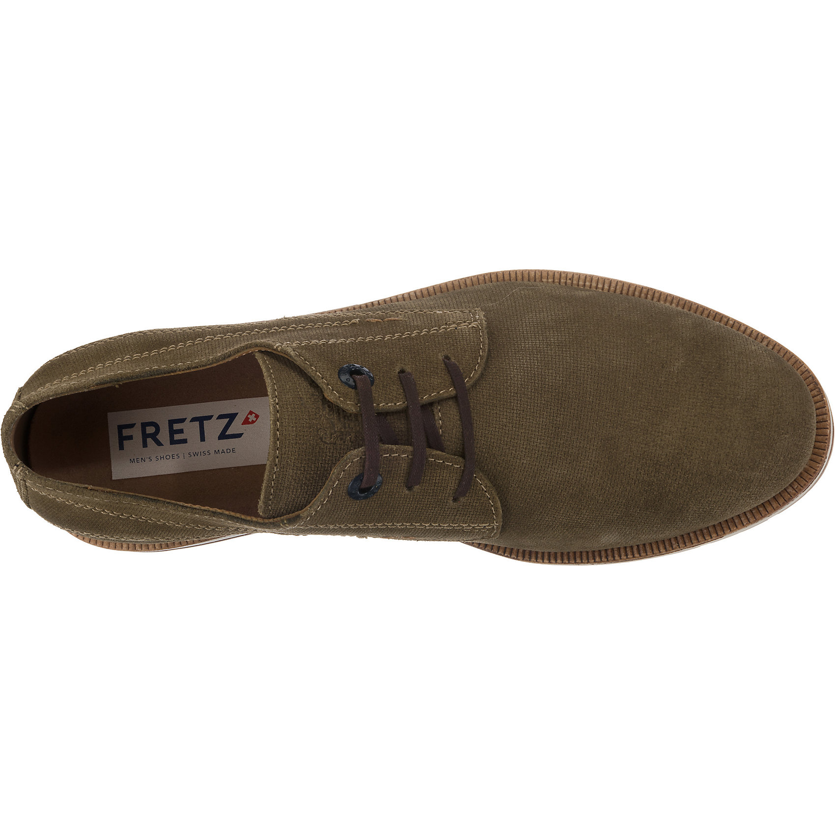 Neu FRETZ men Steven Freizeit Schuhe 7229326 für Herren beige dunkelblau