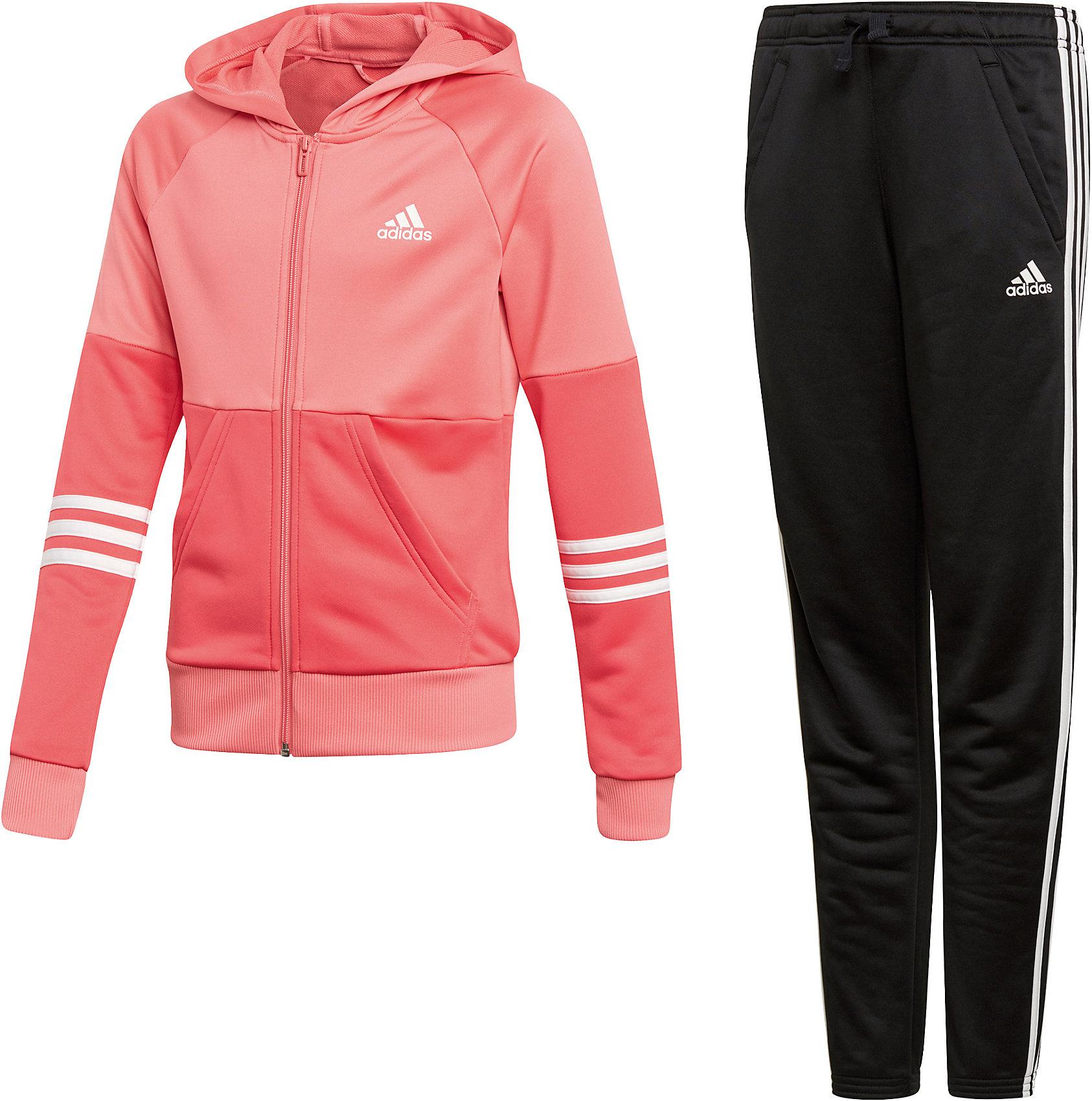 Details zu Neu adidas Performance Trainingsanzug für Mädchen 6804861 für Mädchen