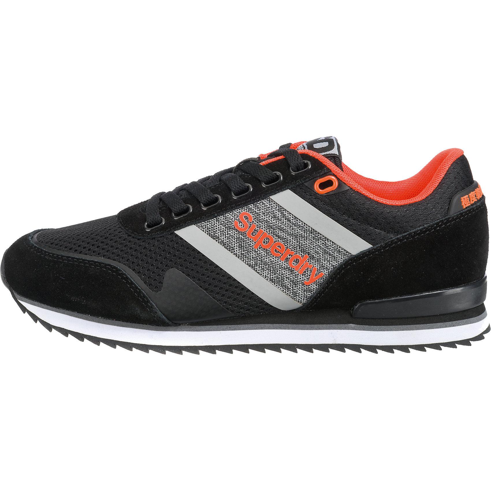 Neu Superdry FERO RUNNER Herren Sneakers Low 7282123 für Herren RUNNER 7348e7