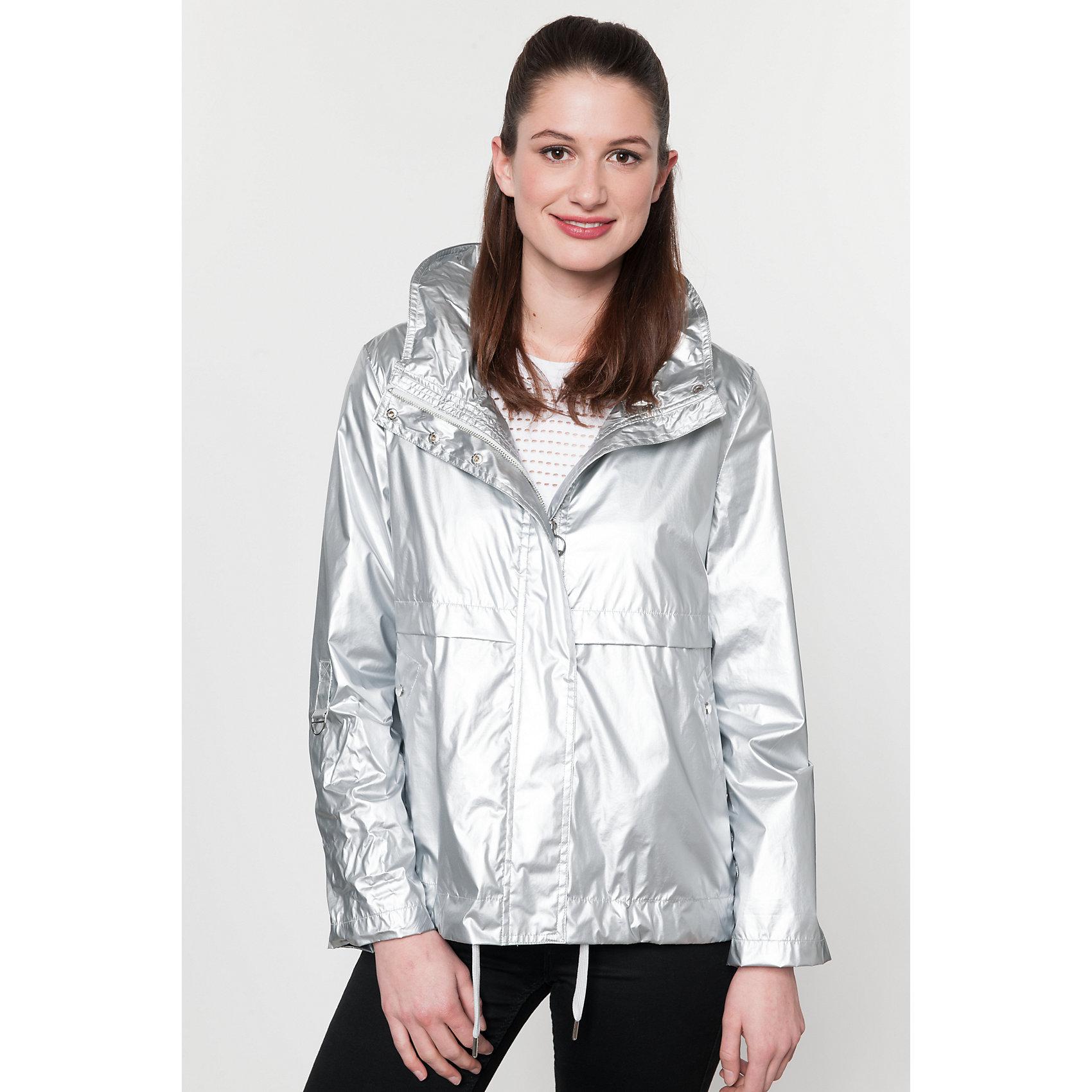 Neu TOM TAILOR Jacke 7304989 für Damen grau   eBay 85a676106d