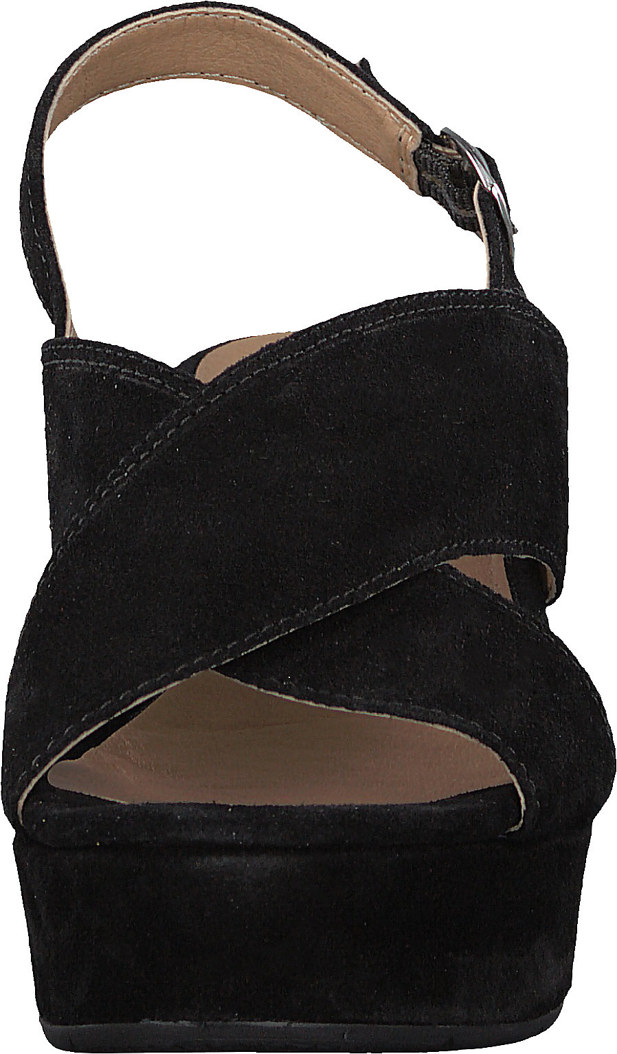 Neu Tamaris Plateau Sandaletten 7346307 für Damen schwarz | eBay