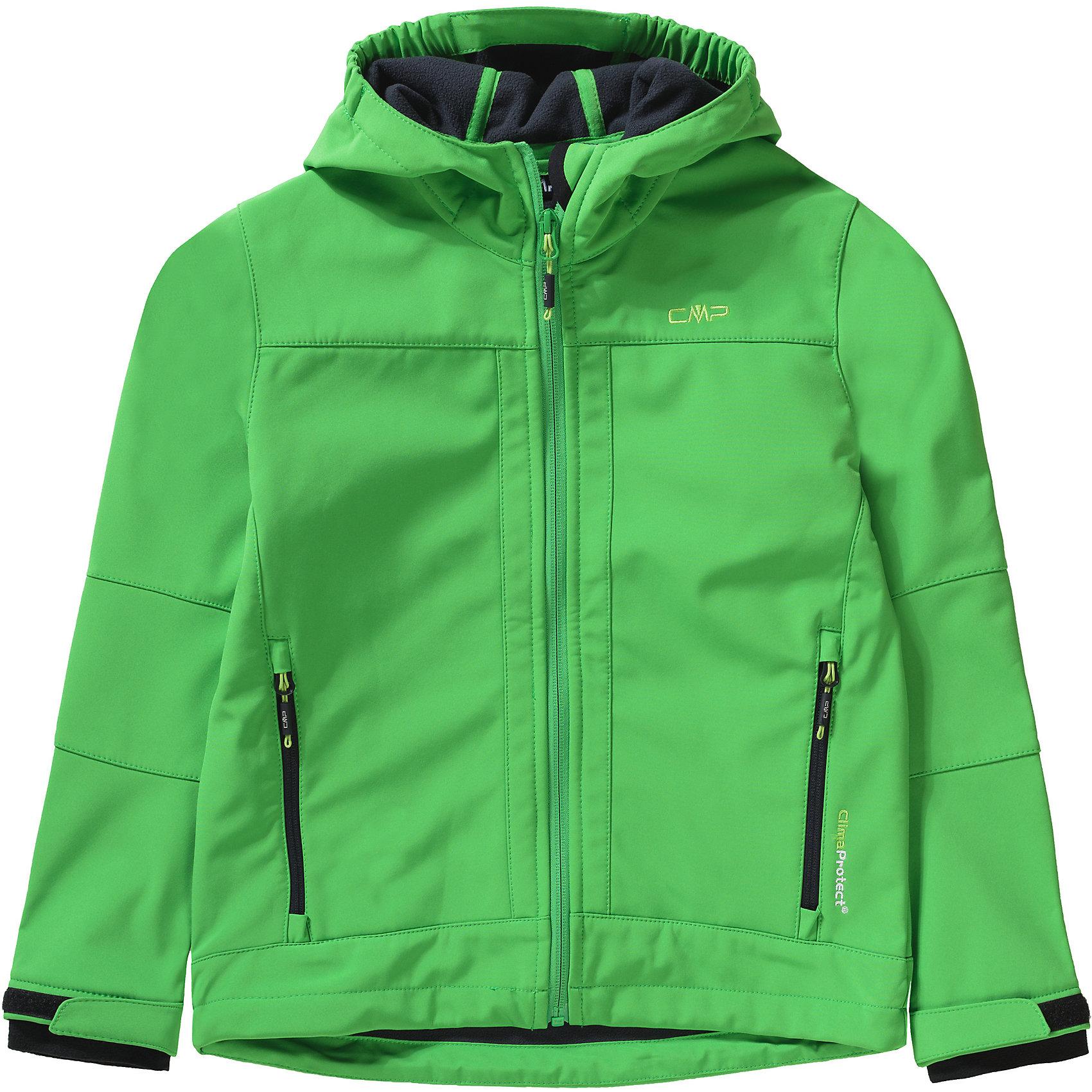 25b094ea0e8e1 Neu CMP Softshelljacke für Jungen 7572111 für Jungen grün petrol