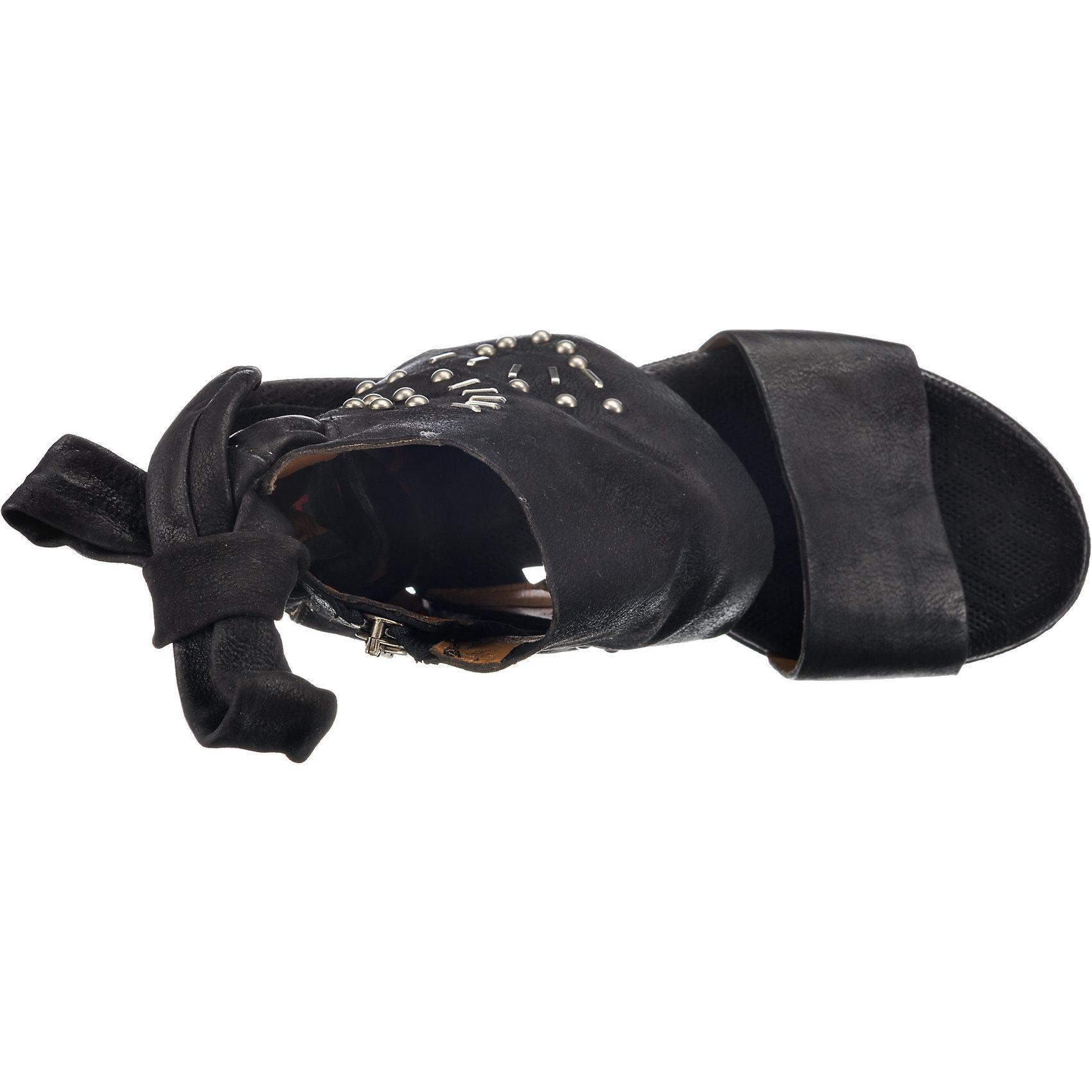 Neu A.S.98 SchaftSandaleetten schwarz 7387896 für Damen schwarz SchaftSandaleetten be7b6d