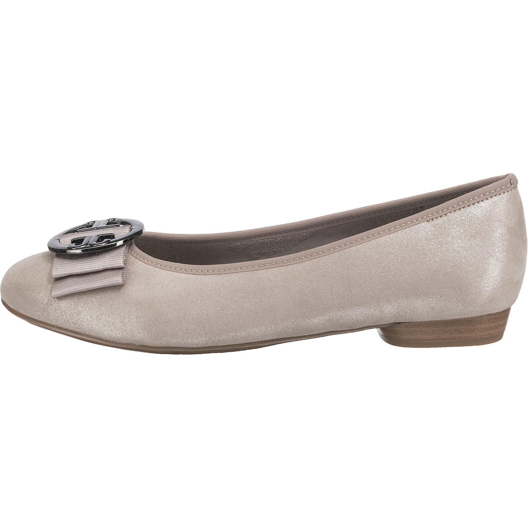 Neu JENNY Pisa Klassische Ballerinas 7389947 für Damen grau