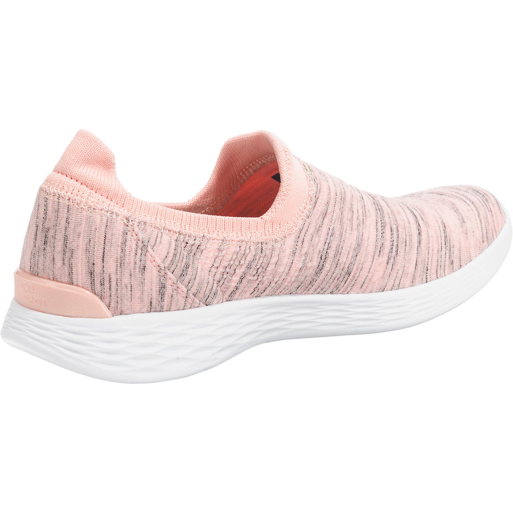Neu SKECHERS You Define Grace Sneakers Niedrig Niedrig Niedrig 7393067 für Damen grau rosa 9d5eaa