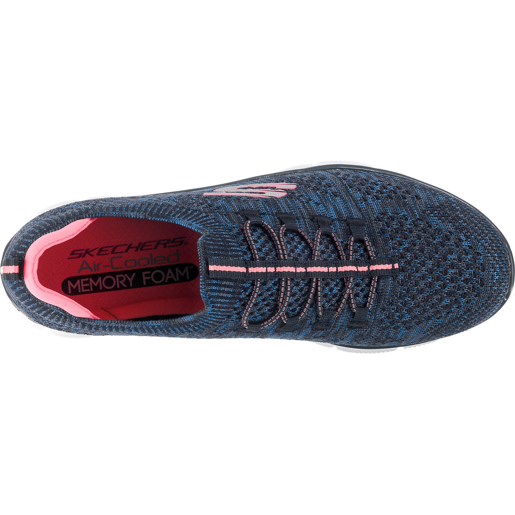 Neu SKECHERS Empire Sharp Thinking Sneakers Low 7393342 für Damen