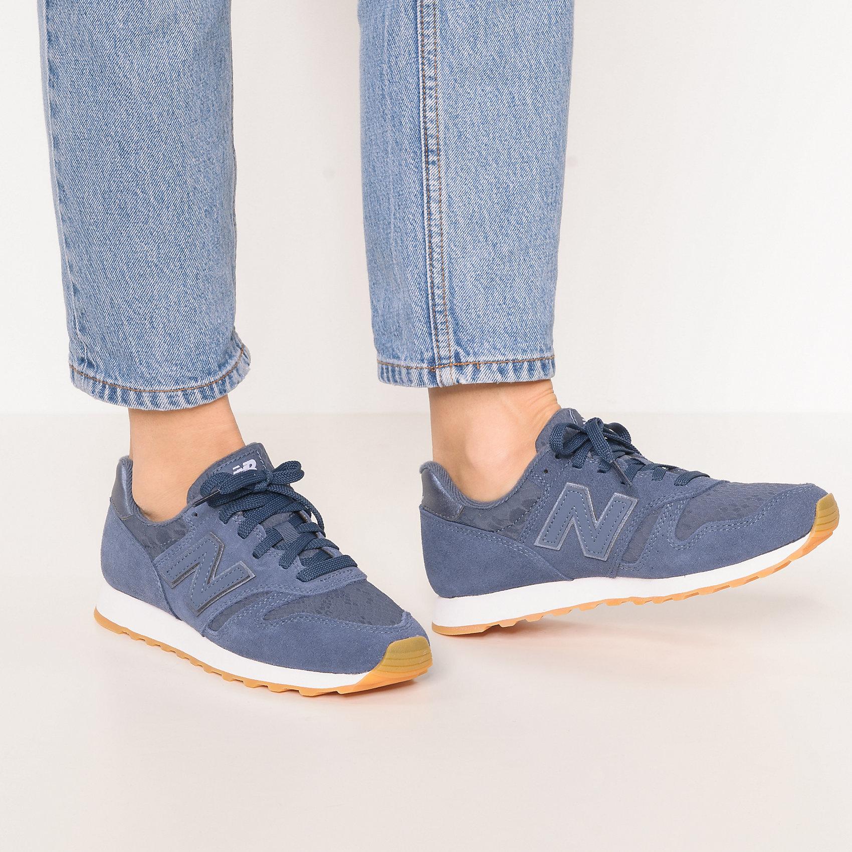 Details zu Neu new balance WL373 B Sneakers Low 7397813 für Damen rosa