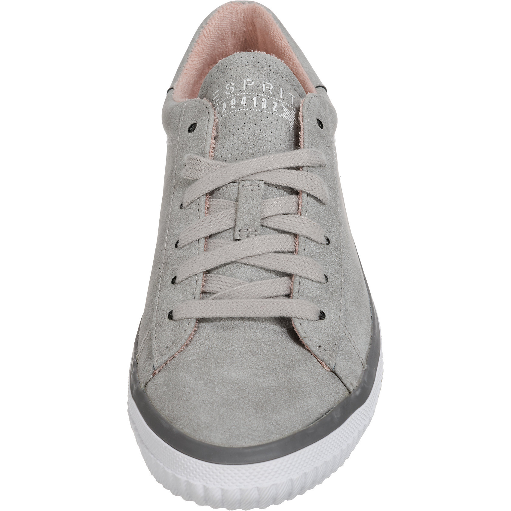 Geox D Omaya White, Schuhe, Flache Schuhe, Straßenschuhe, Weiß, Female, 36