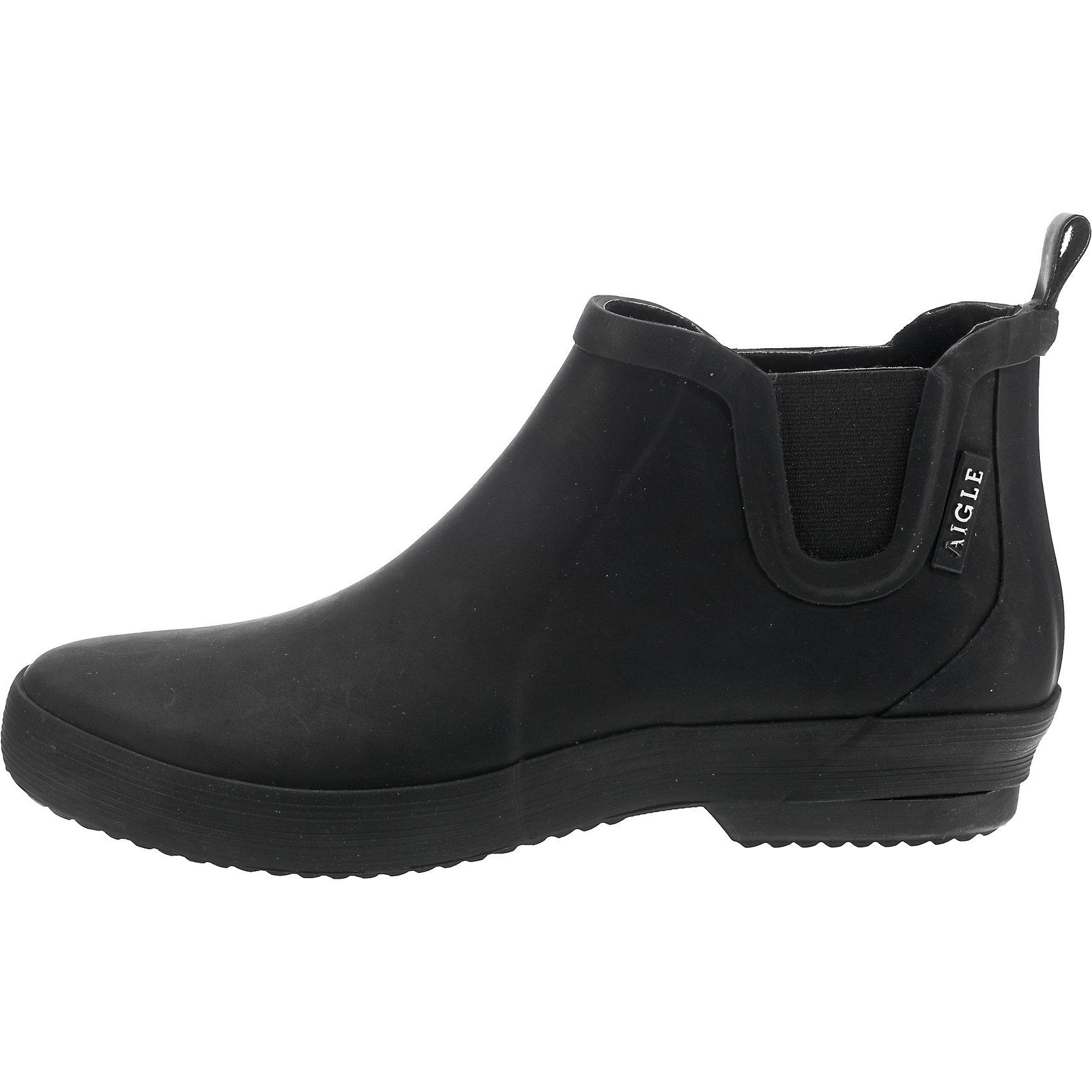 Aigle AIGLE MALOUINE CHELSEA Ankle Boots, schwarz, schwarz