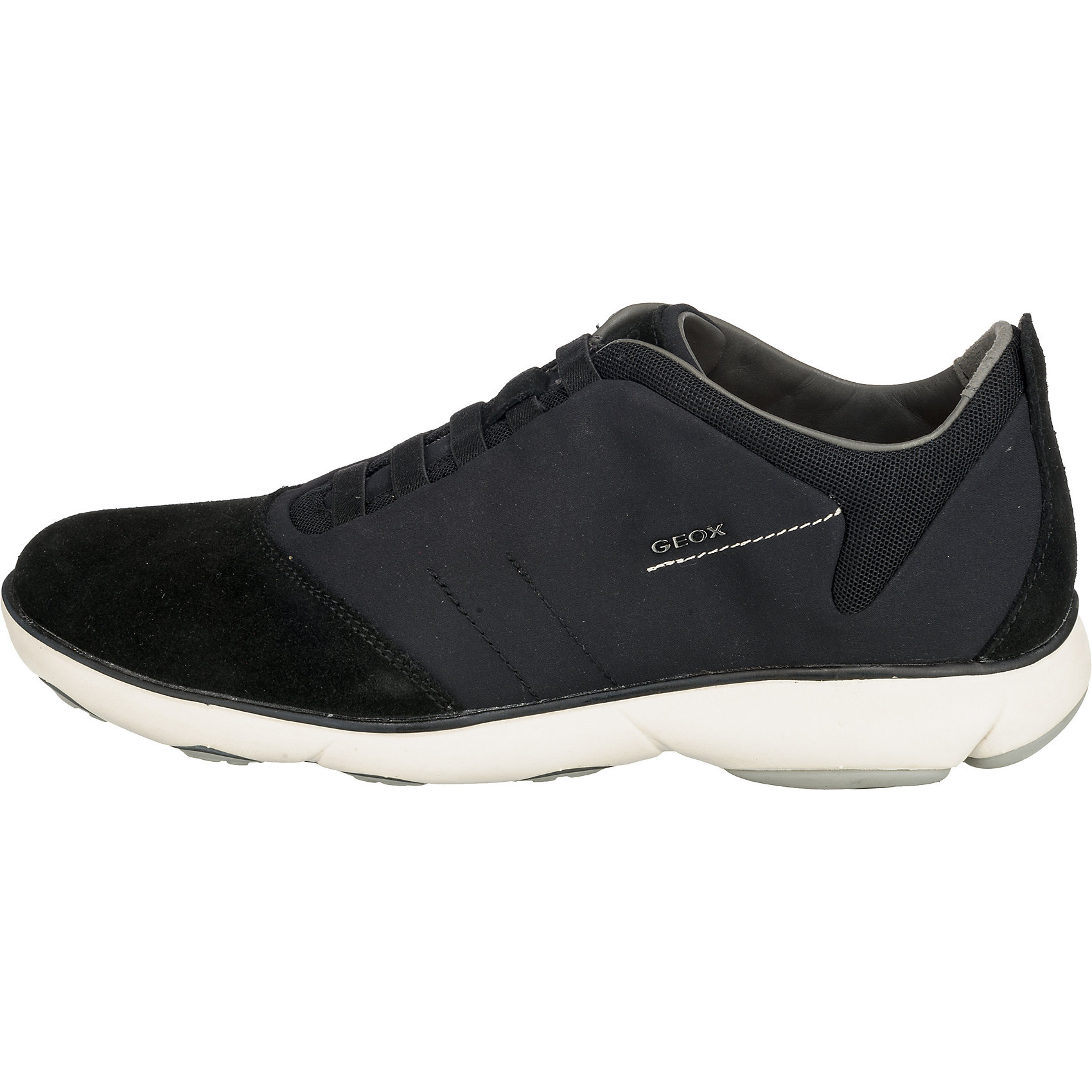 Neu GEOX Nebula Sneakers Low 7452938 für Herren schwarz