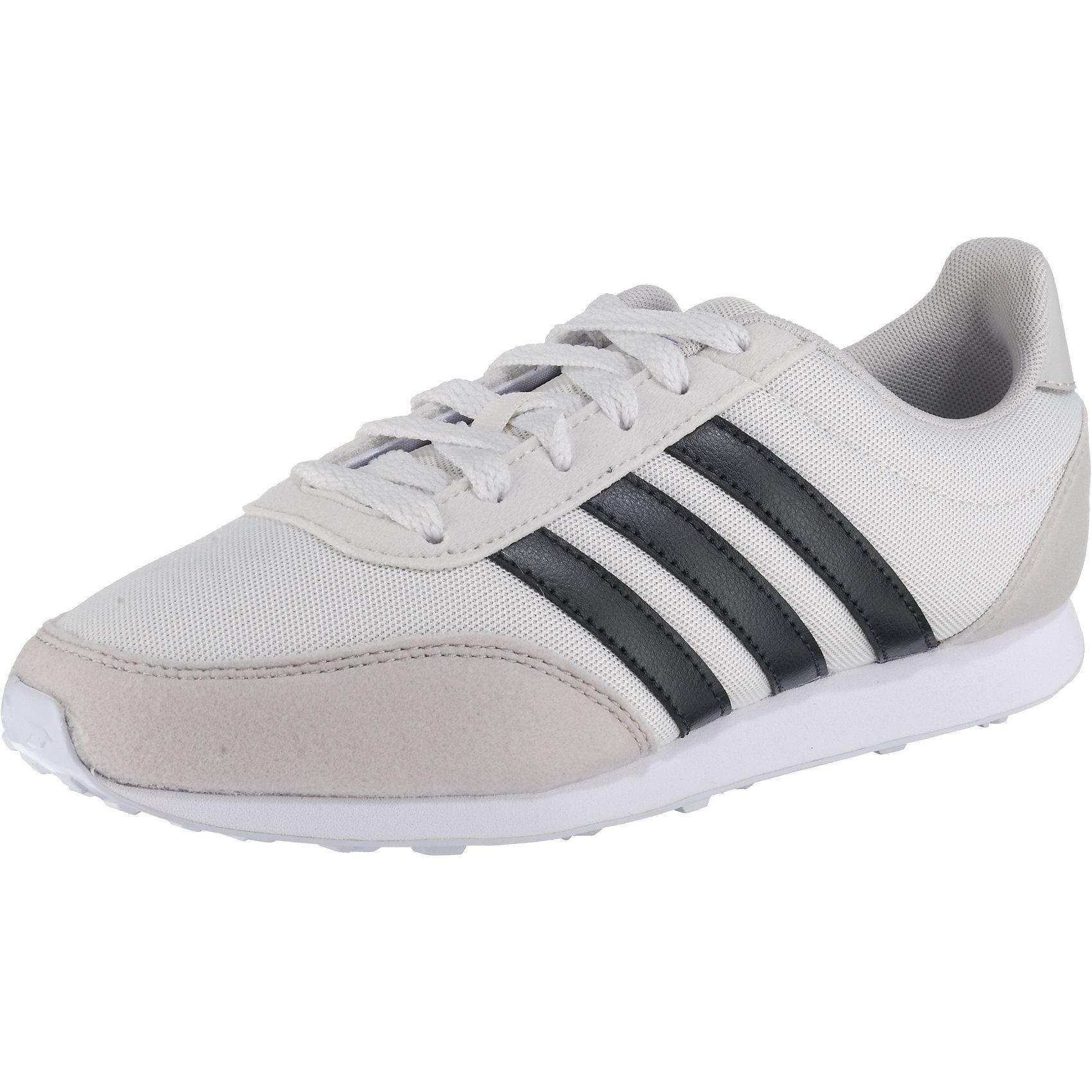 Details zu Neu adidas Sport Inspired V Racer 2.0 W Sneakers 7501677 für  Damen weiß