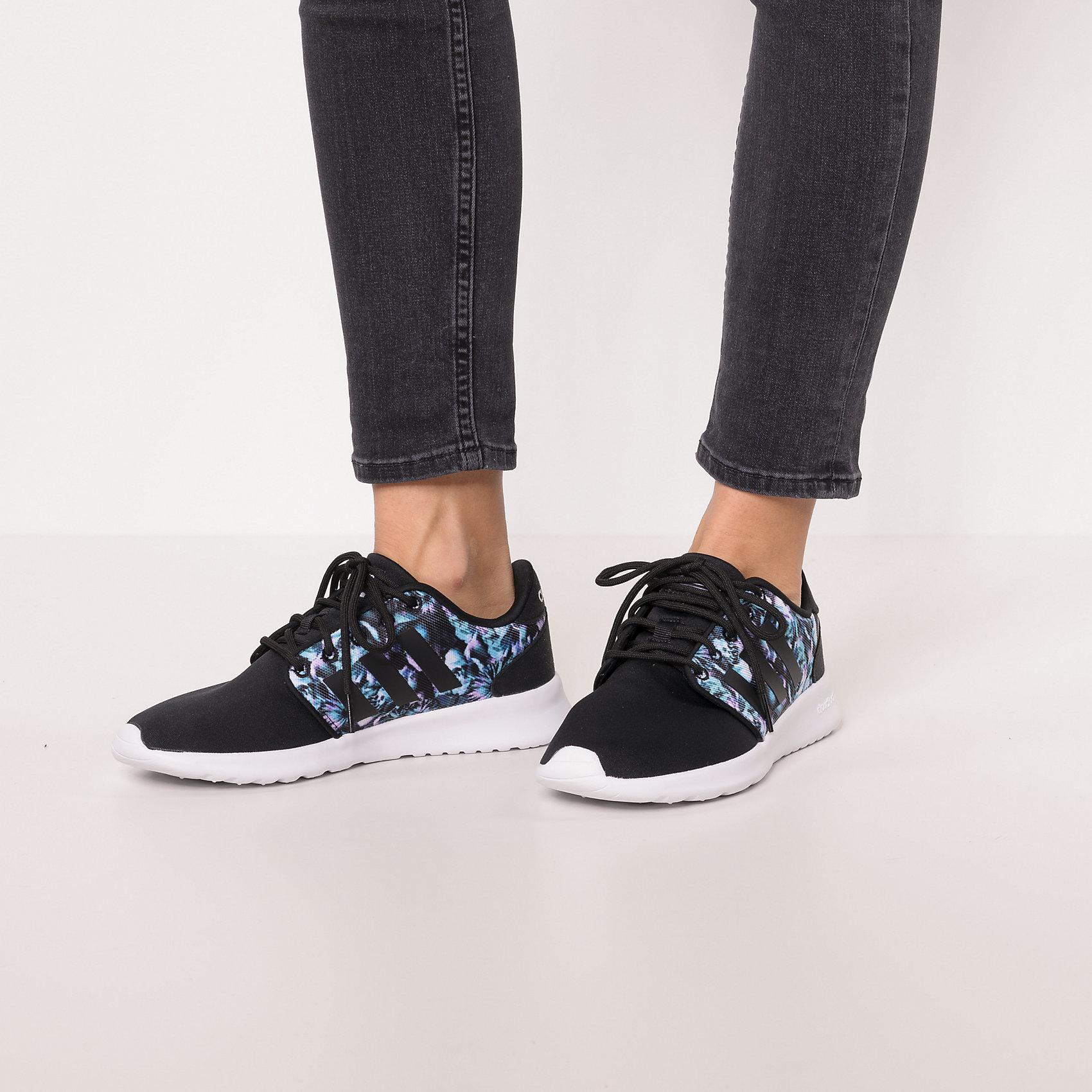 Details zu Neu adidas Sport Inspired Cf Qt Racer W Sneakers 7501979 für Damen
