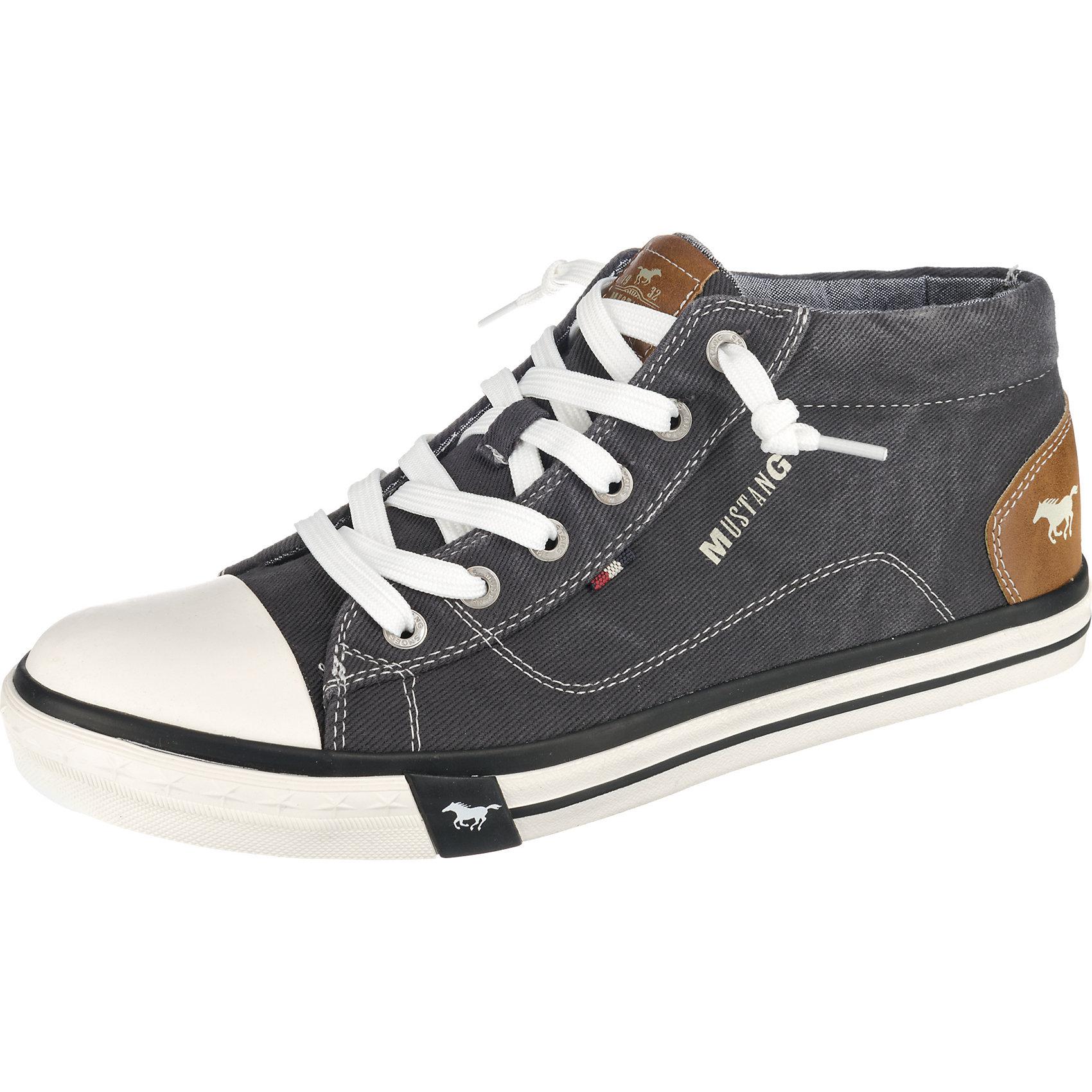 Neu High MUSTANG Sneakers High Neu 7567097 für Herren schwarz ec2b55