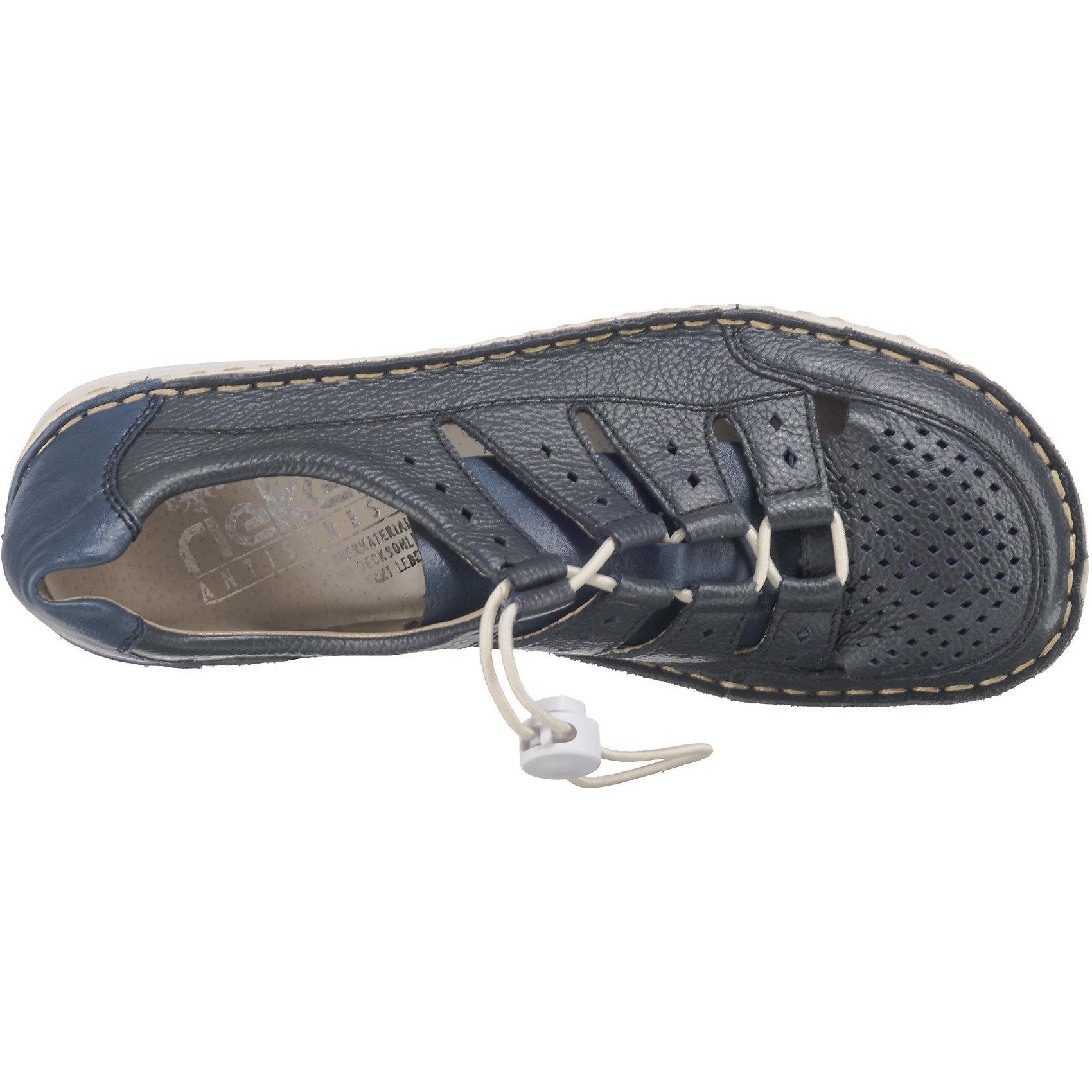 Rieker rieker Soho/Louisiana Sneakers Low, blau, blau