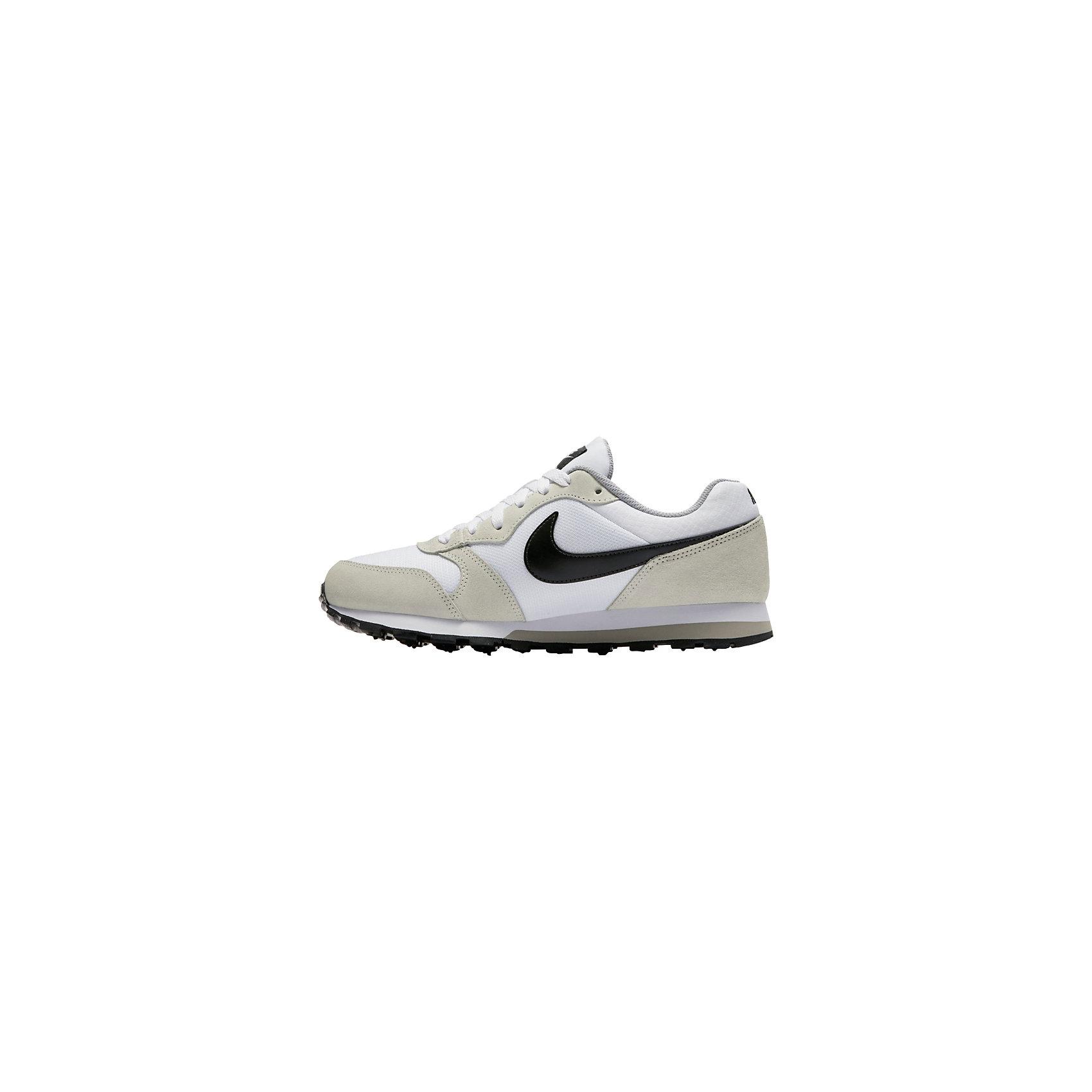 Neu Nike Sportswear MD Runner 2 Sneakers 7631502 für Damen weiß-kombi