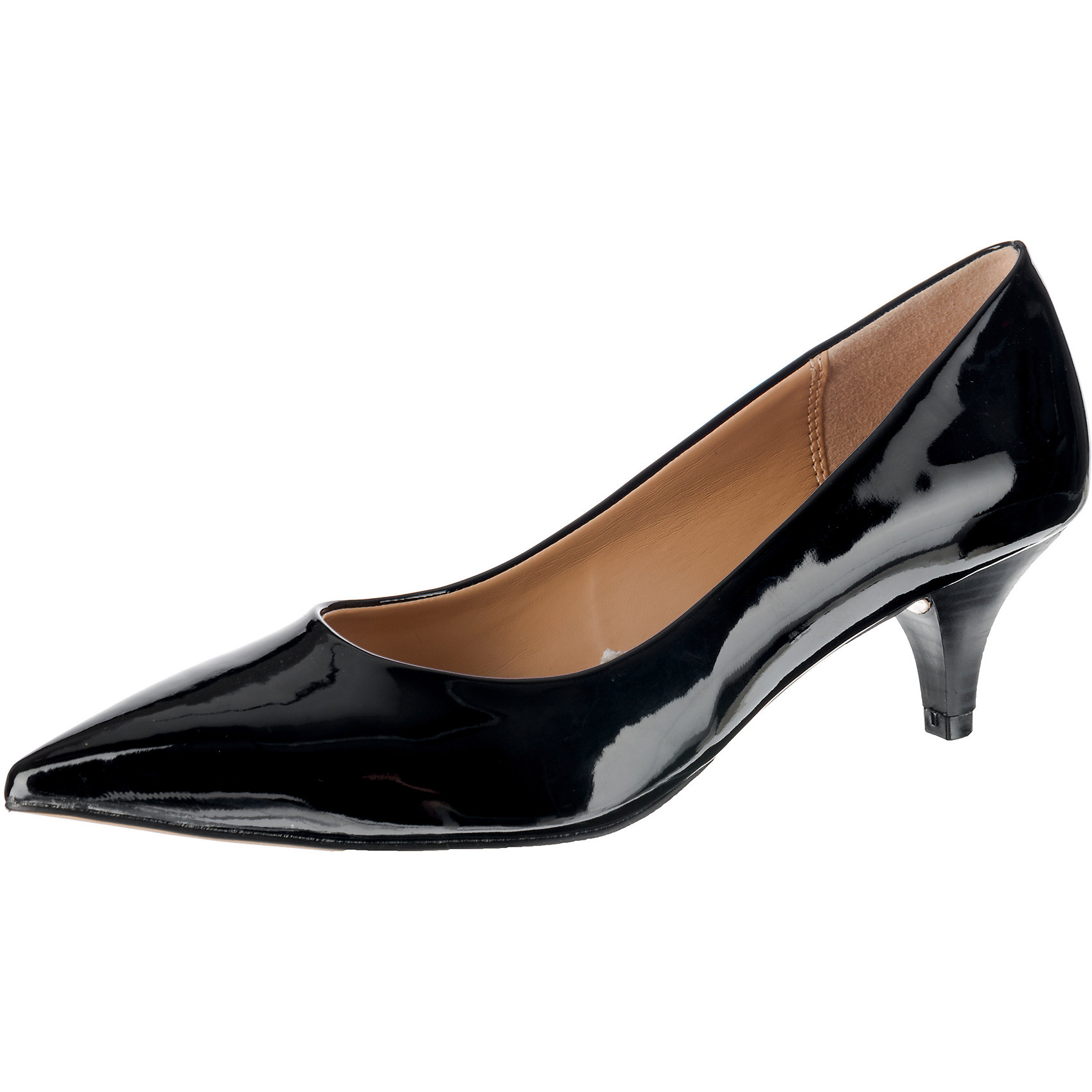 Esprit - Damen - Bijou pump - Pumps - schwarz pJgE9hkiw