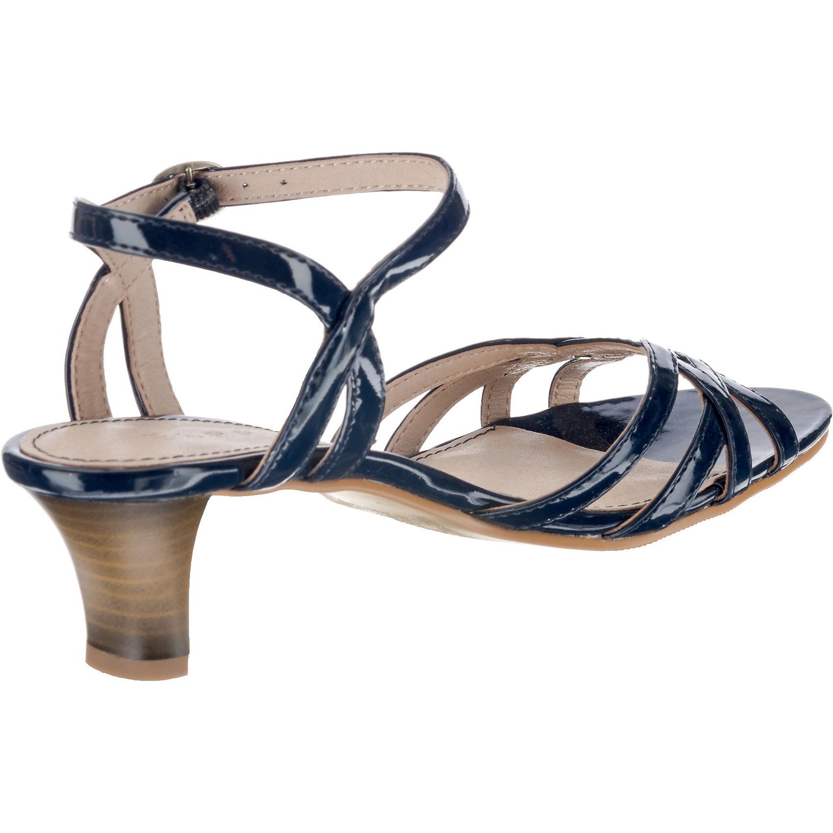 Neu ESPRIT Sandale Birkin Sandale ESPRIT RiemchenSandaleetten 7646735 für Damen weiß 2596d3