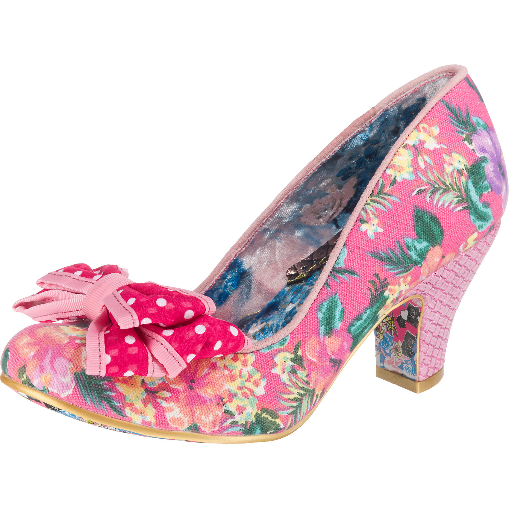 Neu Irregular Choice Ban Joe Klassische Pumps für 7647228 für Pumps Damen 10e71c