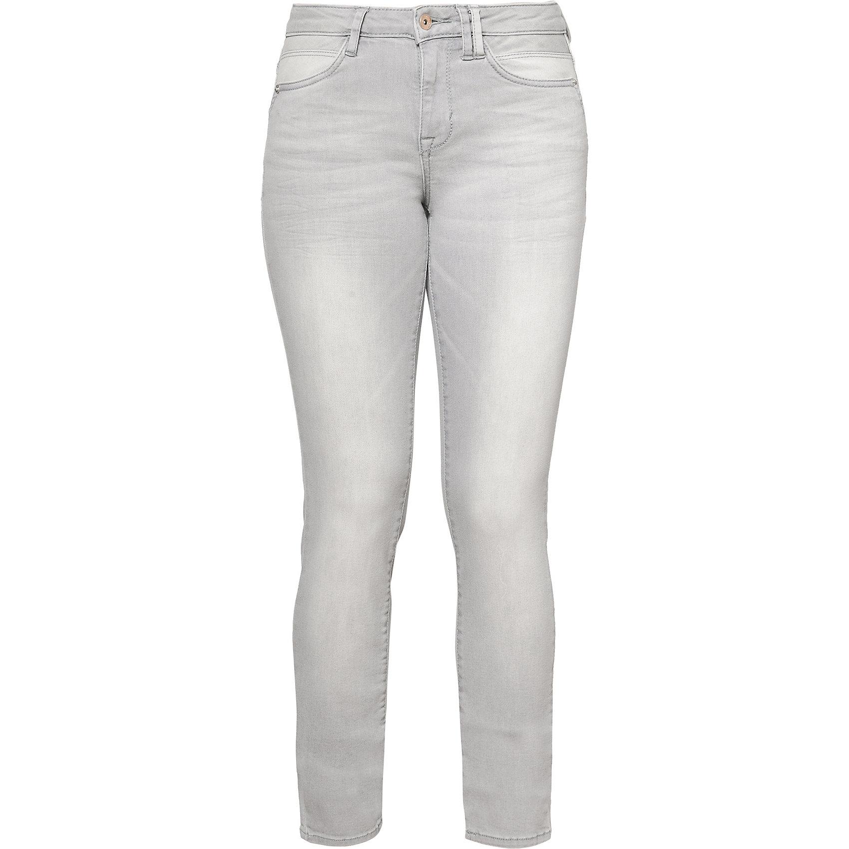 bbc0437f9f55 Neu TOM TAILOR Jeans Alexa Slim 7683213 für Damen hellgrau   eBay