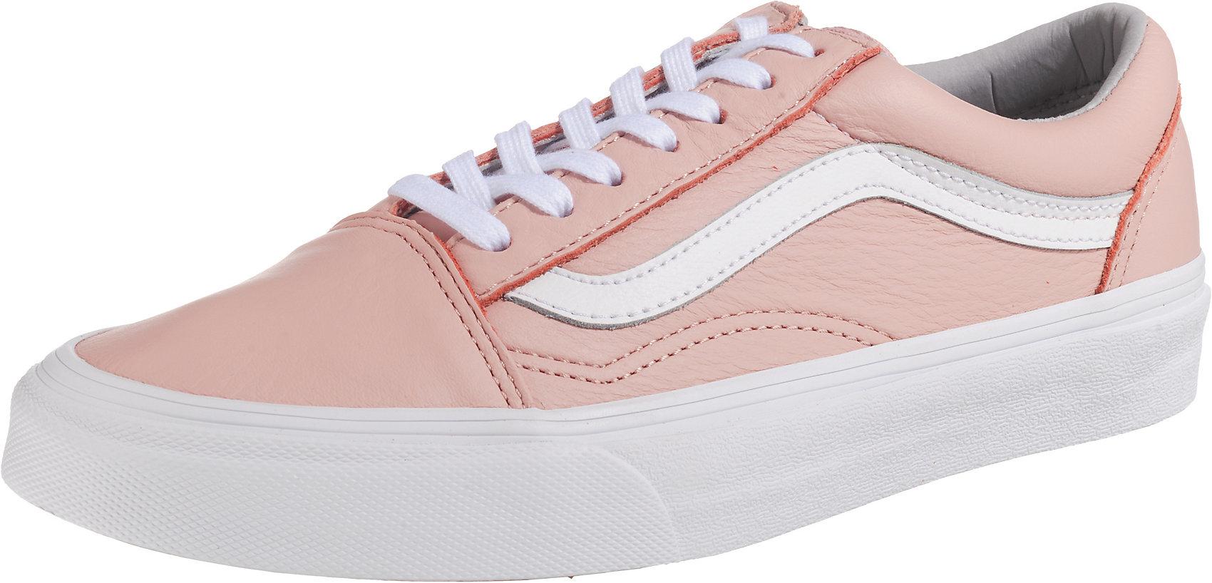 Details zu Neu VANS UA Old Skool Sneakers 7715830 für Damen rosa