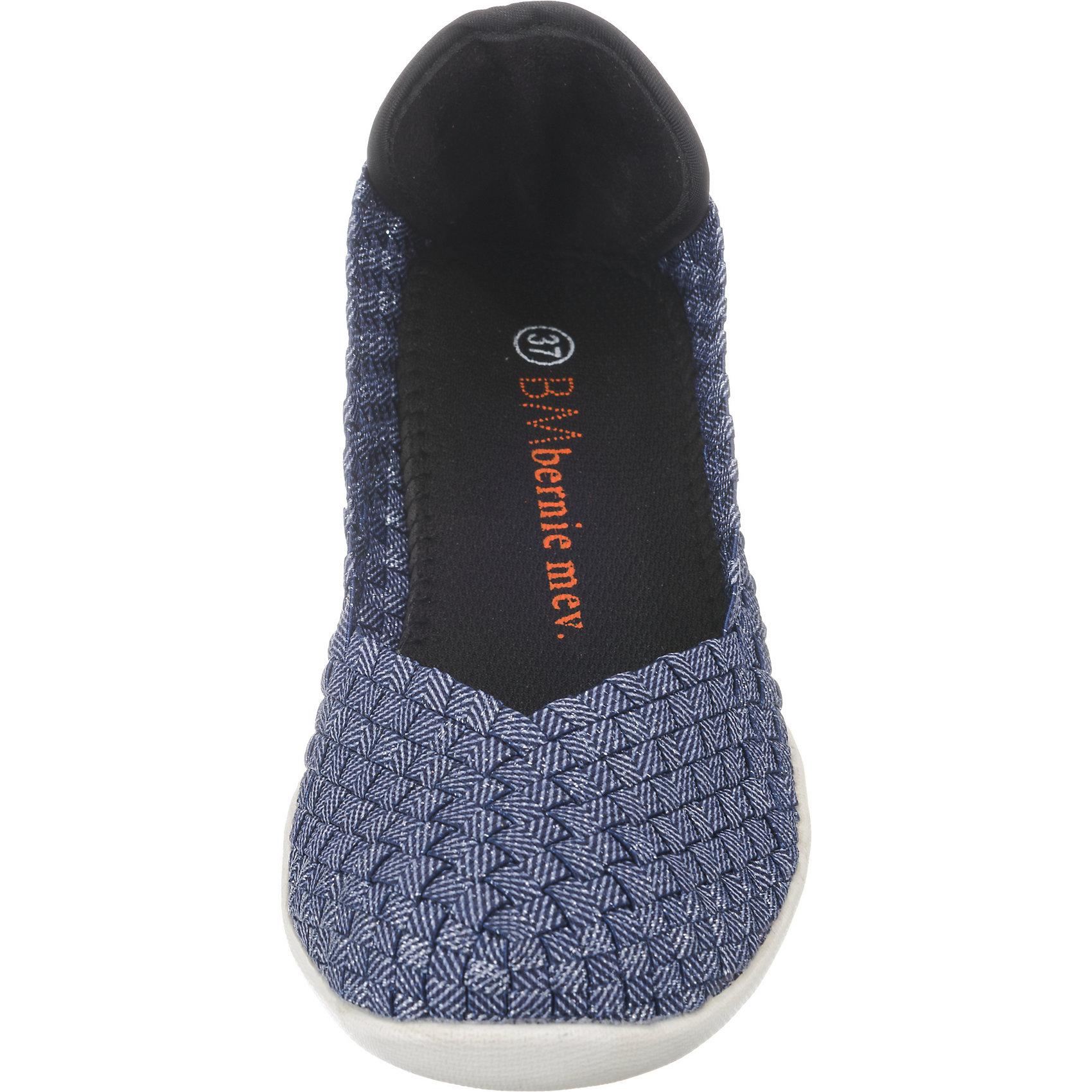 Neu bernie mev. Catwalk Catwalk Catwalk Sportliche Slipper 7753622 für Damen blau 7833c5