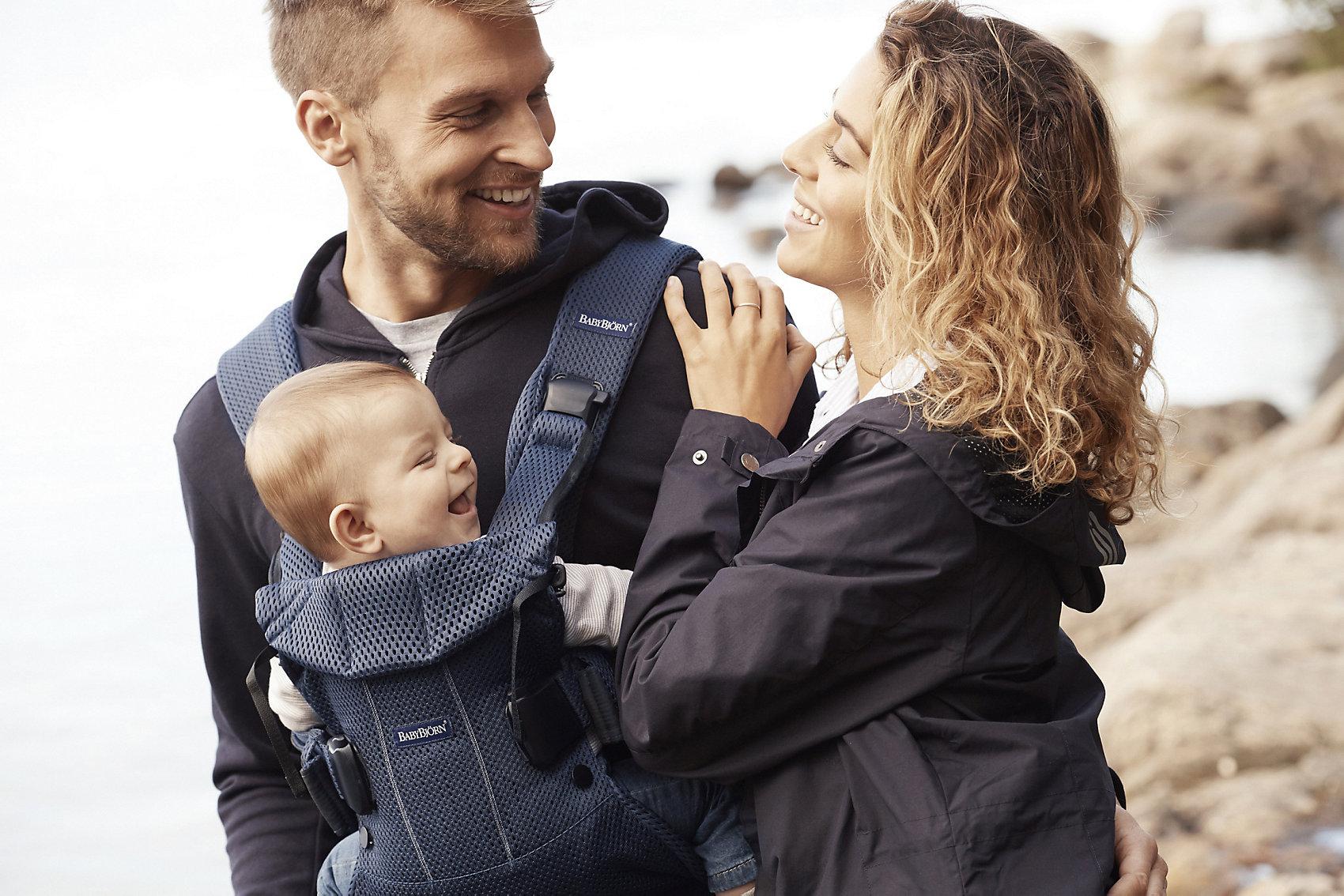 Neu-BabyBjoern-Babytrage-One-Air-Schwarz-6069645-dunkelblau