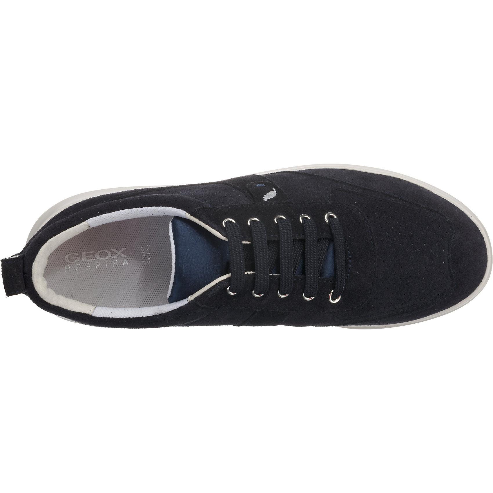 Neu GEOX D GOMESIB Sneakers Low 7918931 für Damen blau