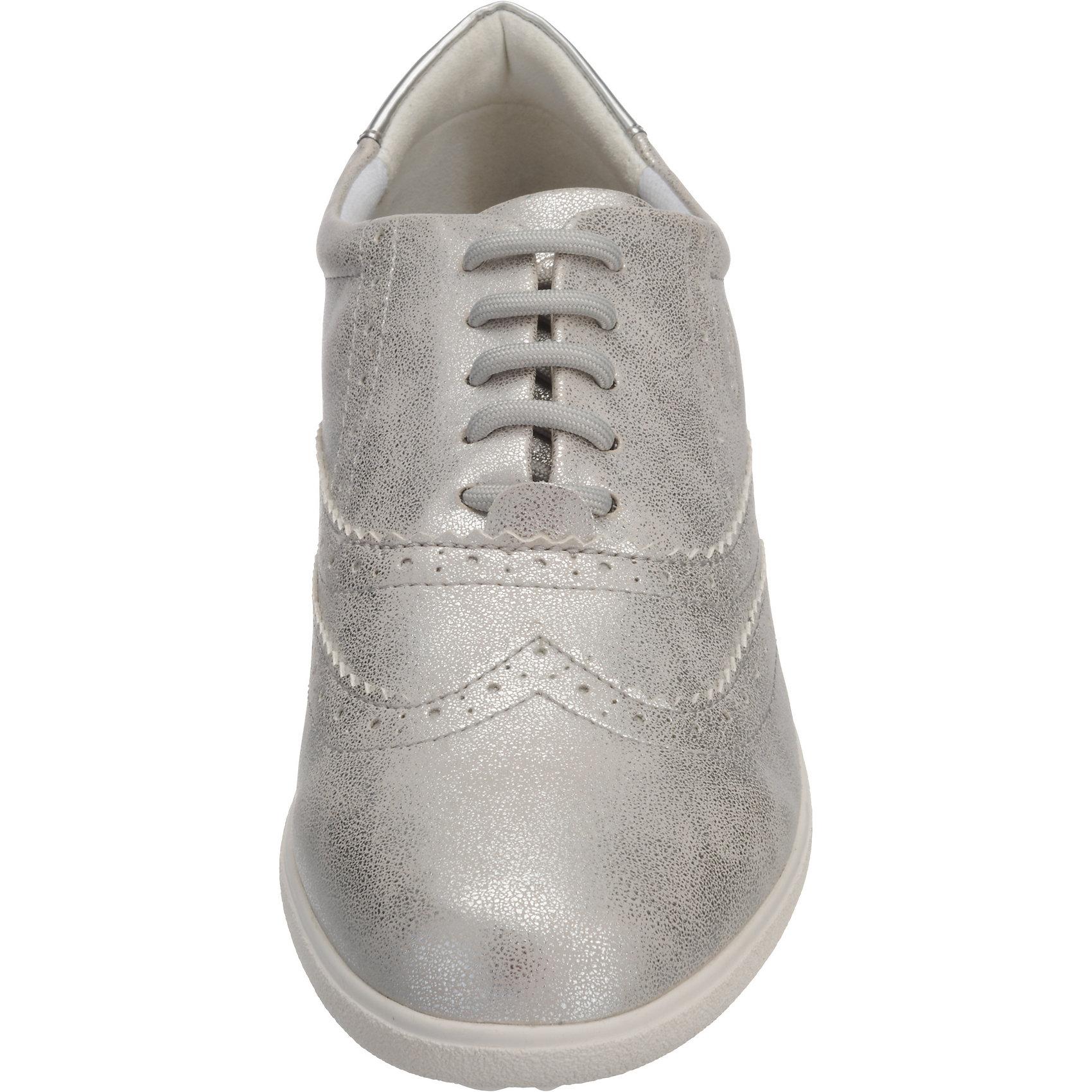 Neu GEOX D NIHAL Sneakers Niedrig 7918982 für für 7918982 Damen silber e9a8d6