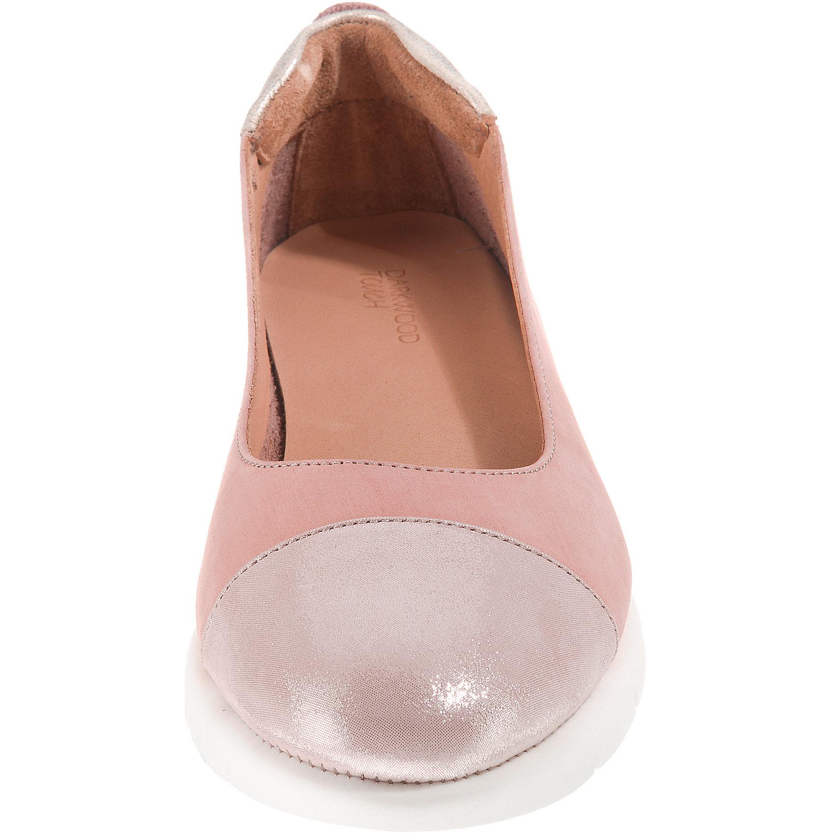 Sportliche Damen Für Neu Darkwood 7958084 Ballerinas paBaT