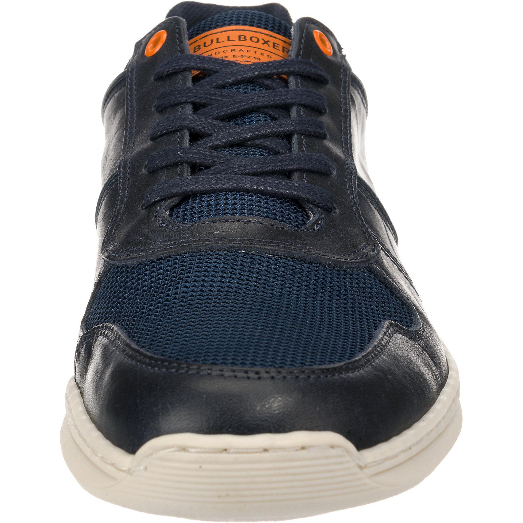 Neu BULLBOXER Sneakers Sneakers Sneakers Niedrig 7970549 für Herren dunkelblau schwarz weiß 856b99