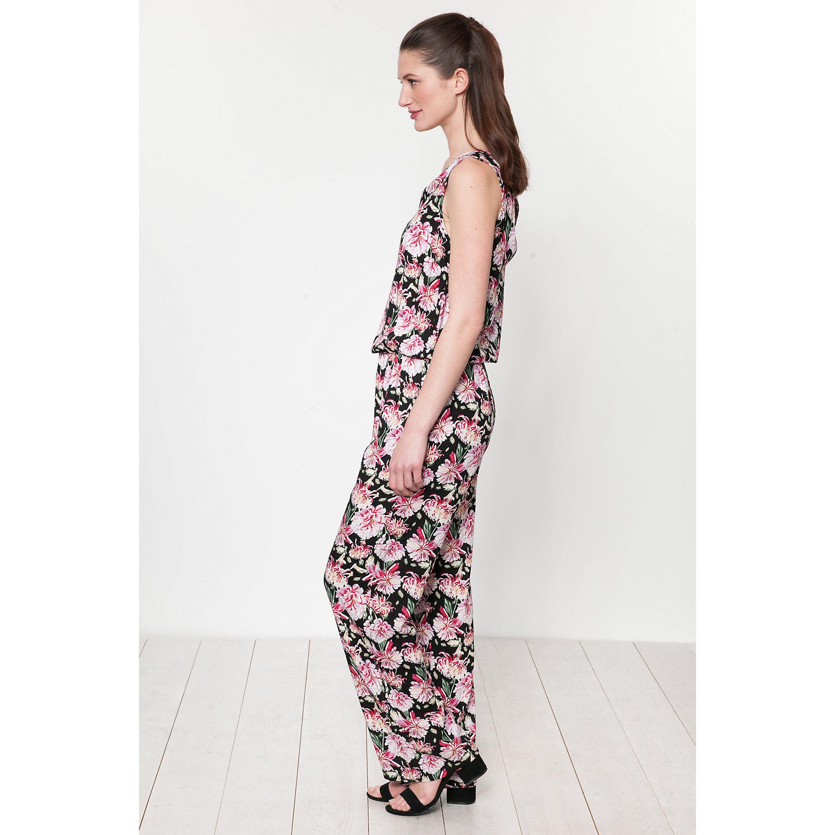 Neu-Jacqueline-de-Yong-Jumpsuit-7976680-fuer-Damen-schwarz-schwarz-pink