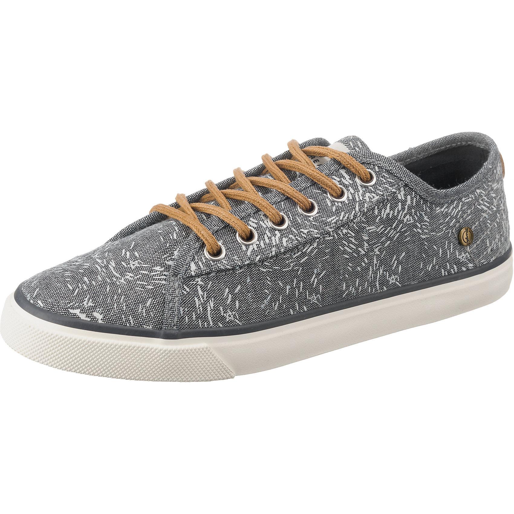Wrangler Sneakers Low, grau, grau-kombi