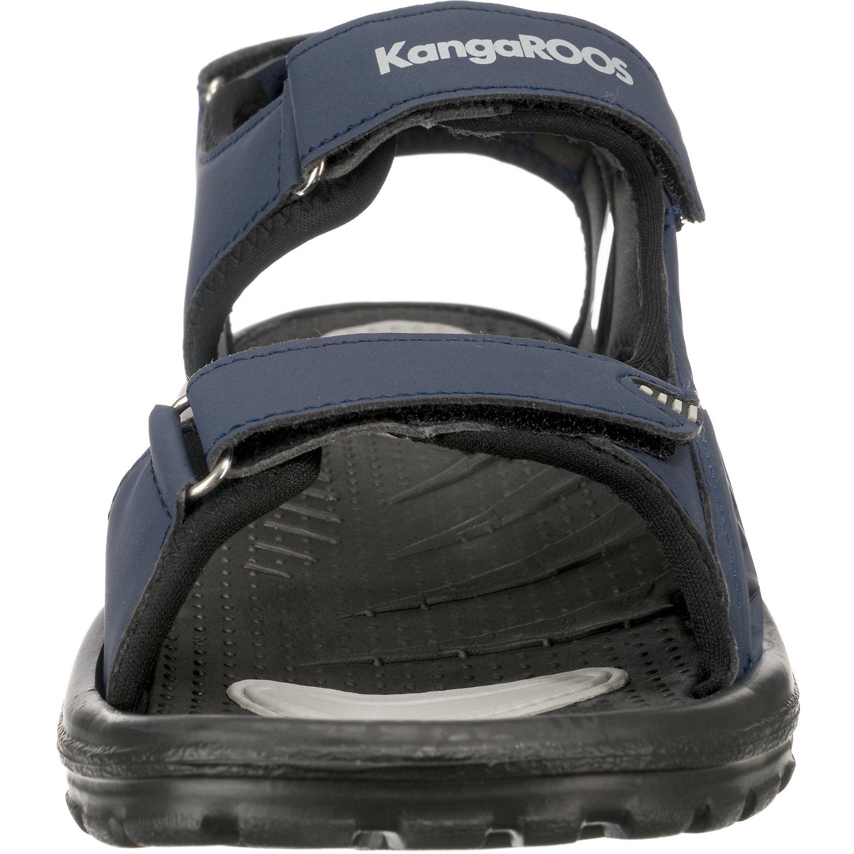 Schwarz Neu Zu Für Hesa Kangaroos Details 7154385 Komfort Sandalen Herren 2EHYeD9IbW
