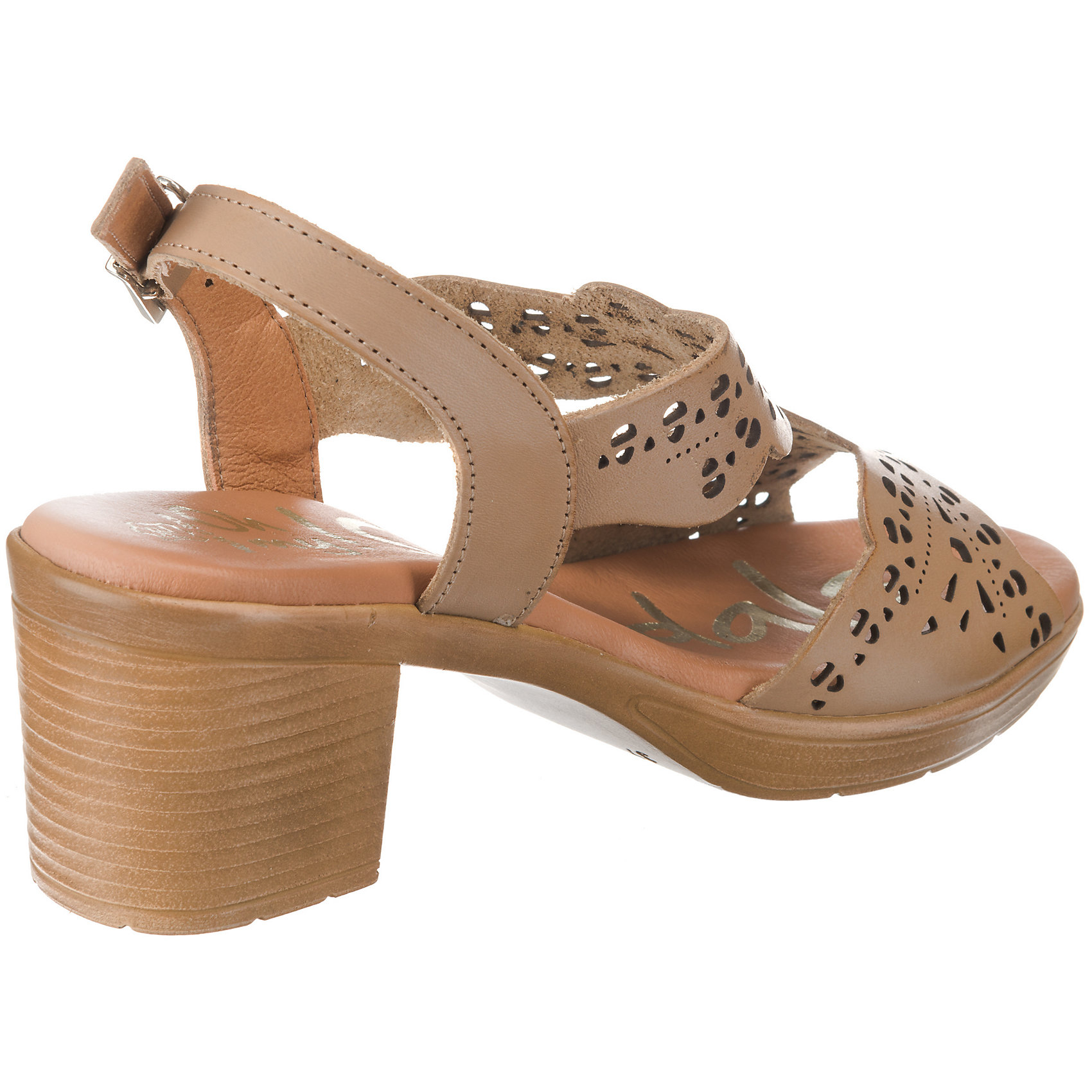 Neu Oh  my Sandales Sandales Sandales T-Steg-Sandalen 8284696 für Damen schwarz tabak 3c7875