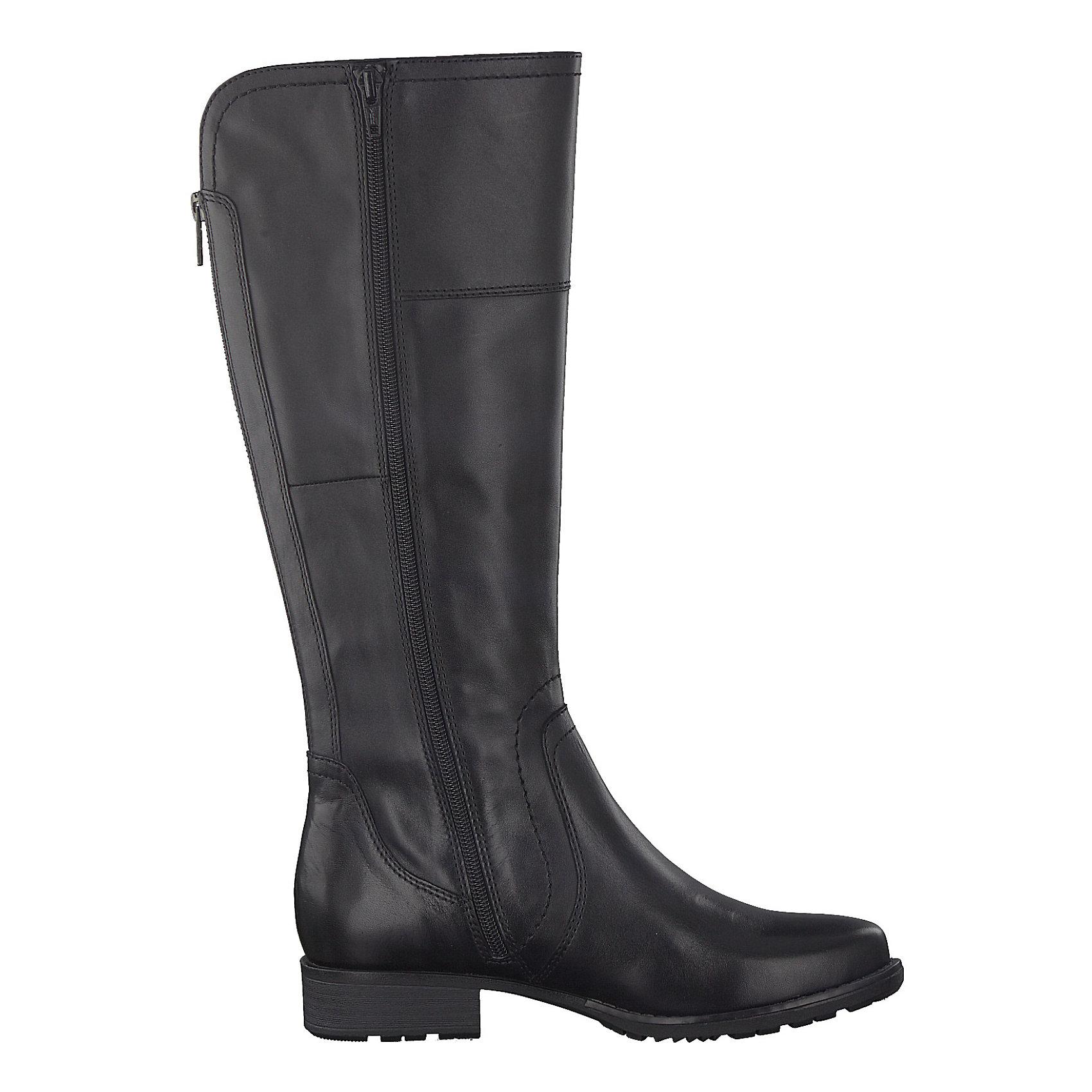 Neu Klassische Jana Klassische Neu Stiefel 8286642 für Damen schwarz 1257ad