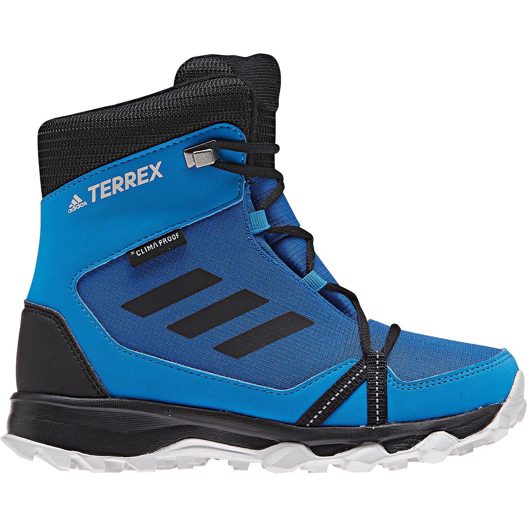 adidas performance winterstiefel terrex snow für jungen