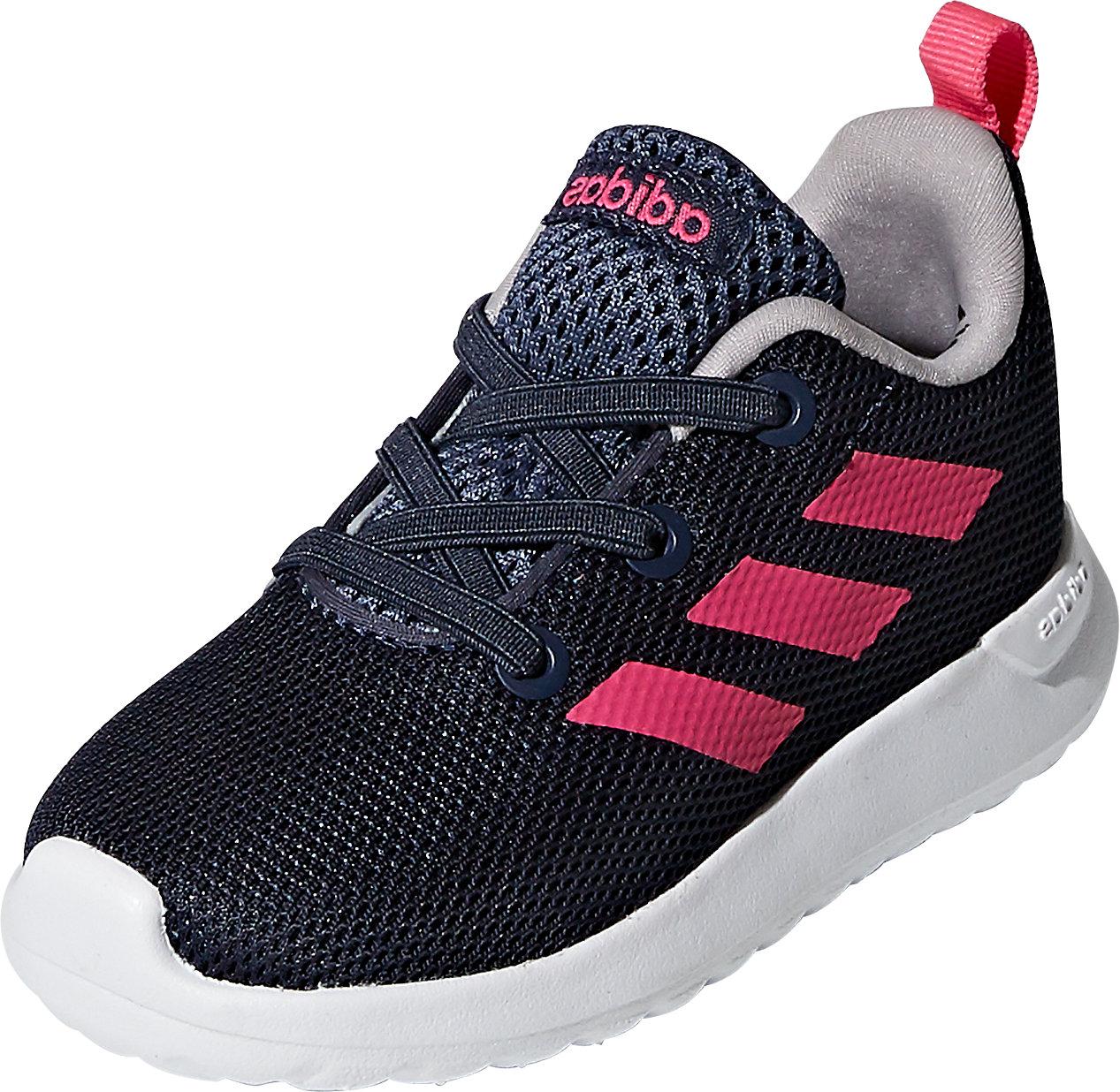 Baby Sneakers LITE RACER INF für Mädchen, adidas Sport Inspired