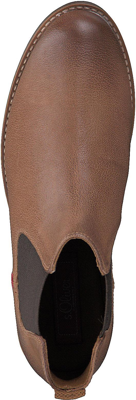 neu s oliver chelsea boots 8417114 f r damen schwarz. Black Bedroom Furniture Sets. Home Design Ideas