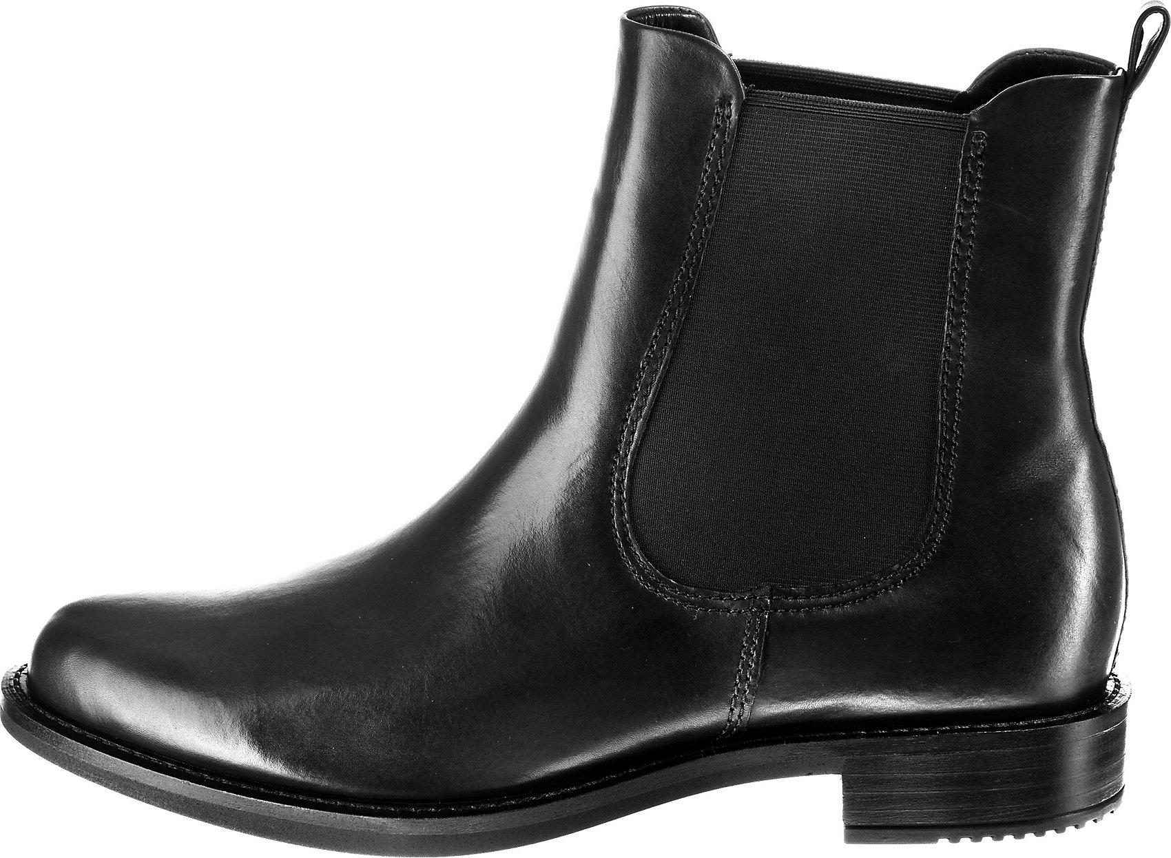 495713bc217bf8 Neu ECCO SARTORELLE 25 Chelsea Boots 8434780 für Damen schwarz braun ...